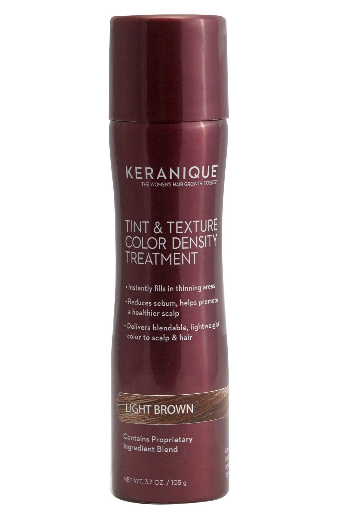 Tint & Texture Color Density Treatment,                         Main,                         color, LIGHT BROWN