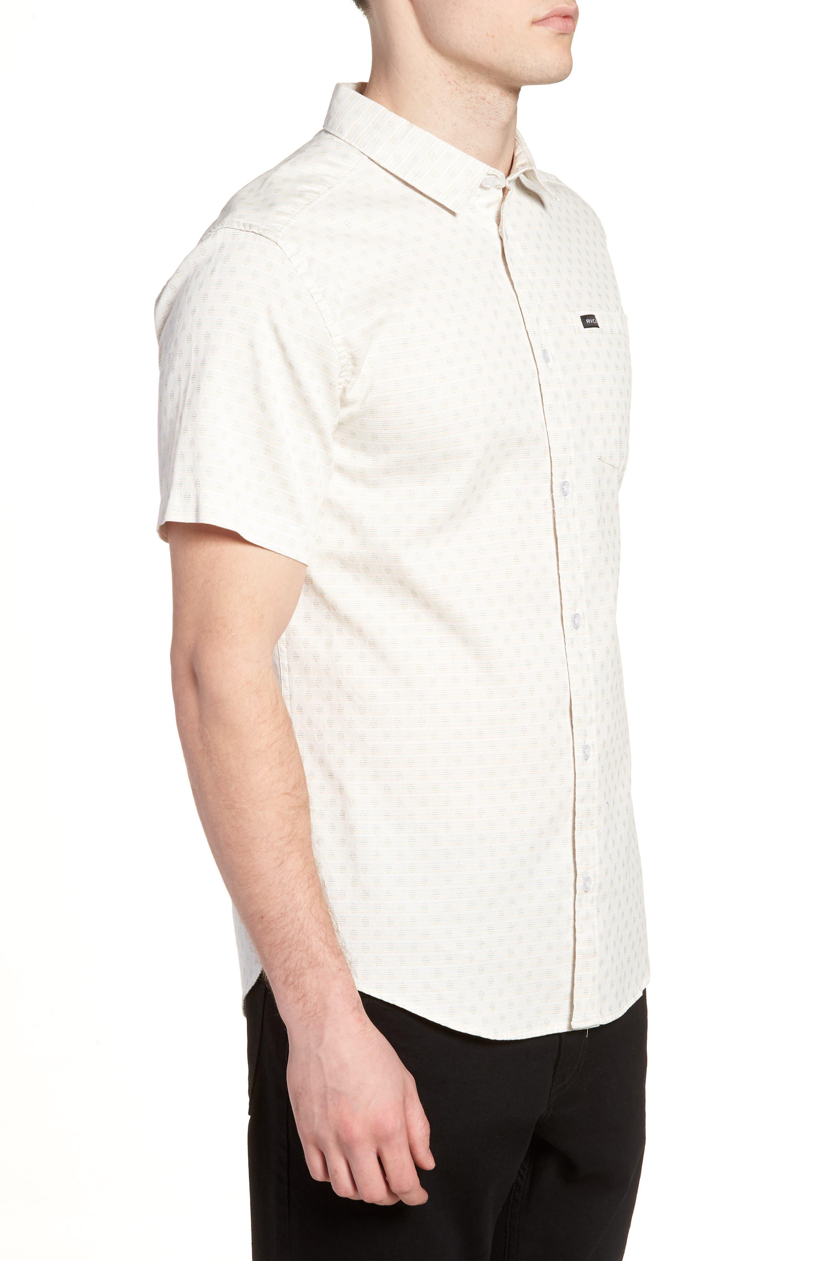 D2 Woven Shirt,                             Alternate thumbnail 3, color,                             900