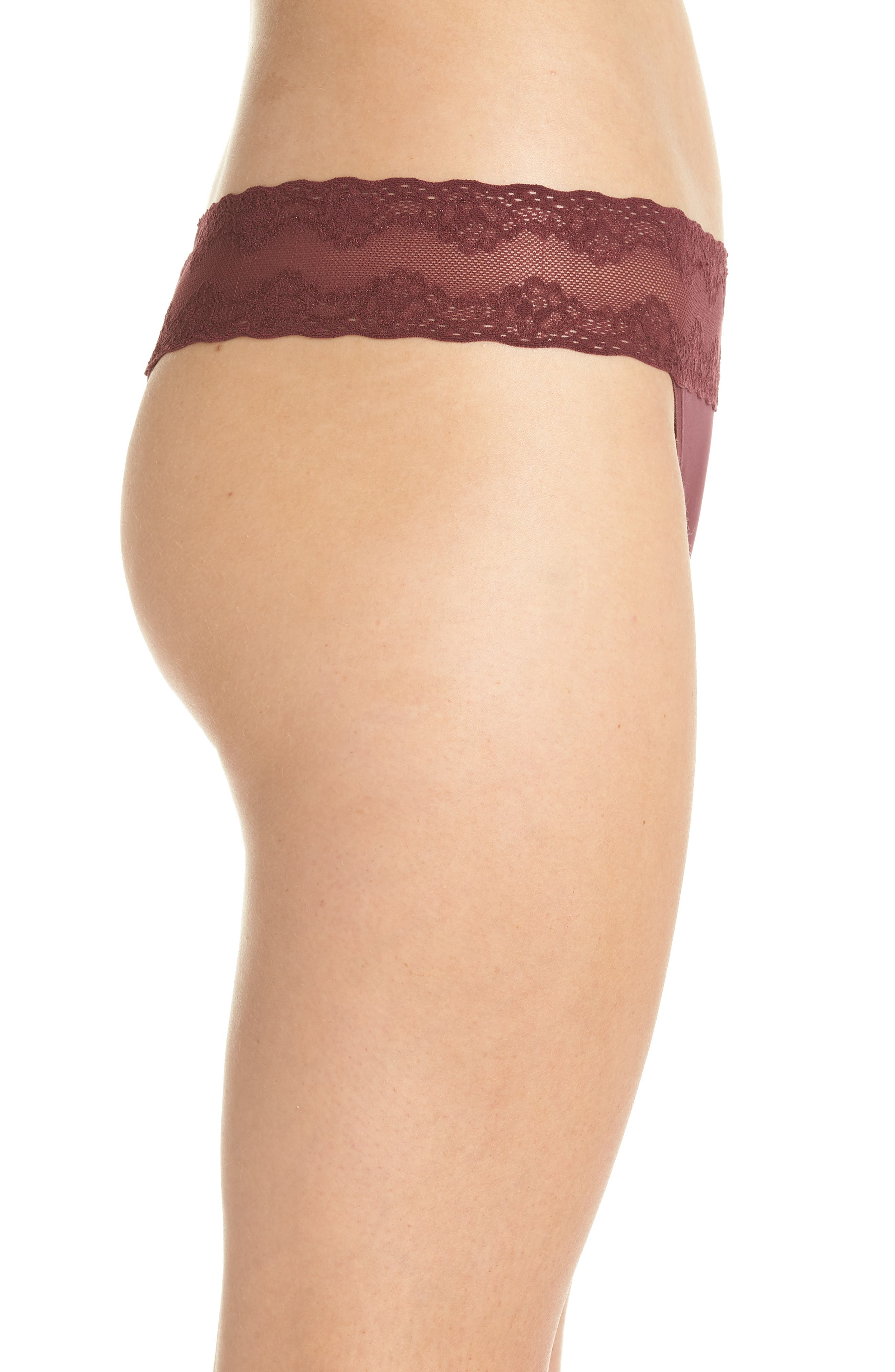 Bliss Perfection Thong,                             Alternate thumbnail 240, color,