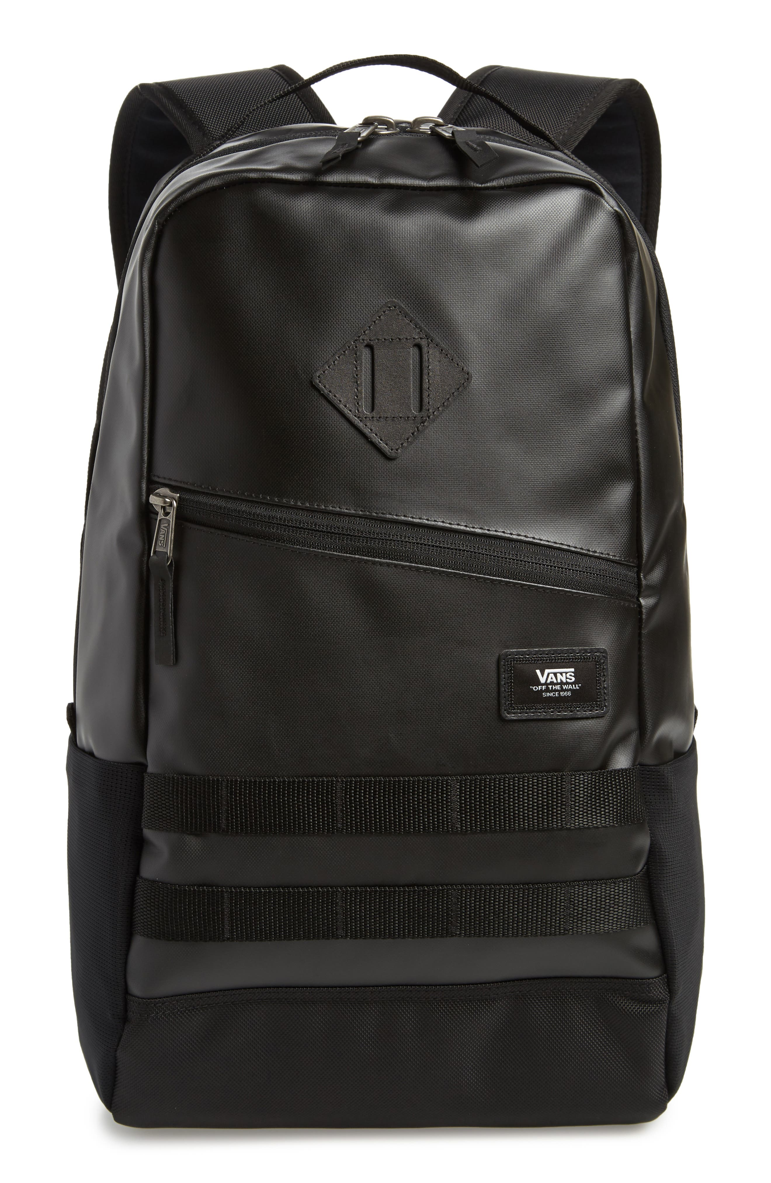 Vans Divulge Water Repellent Backpack - Black