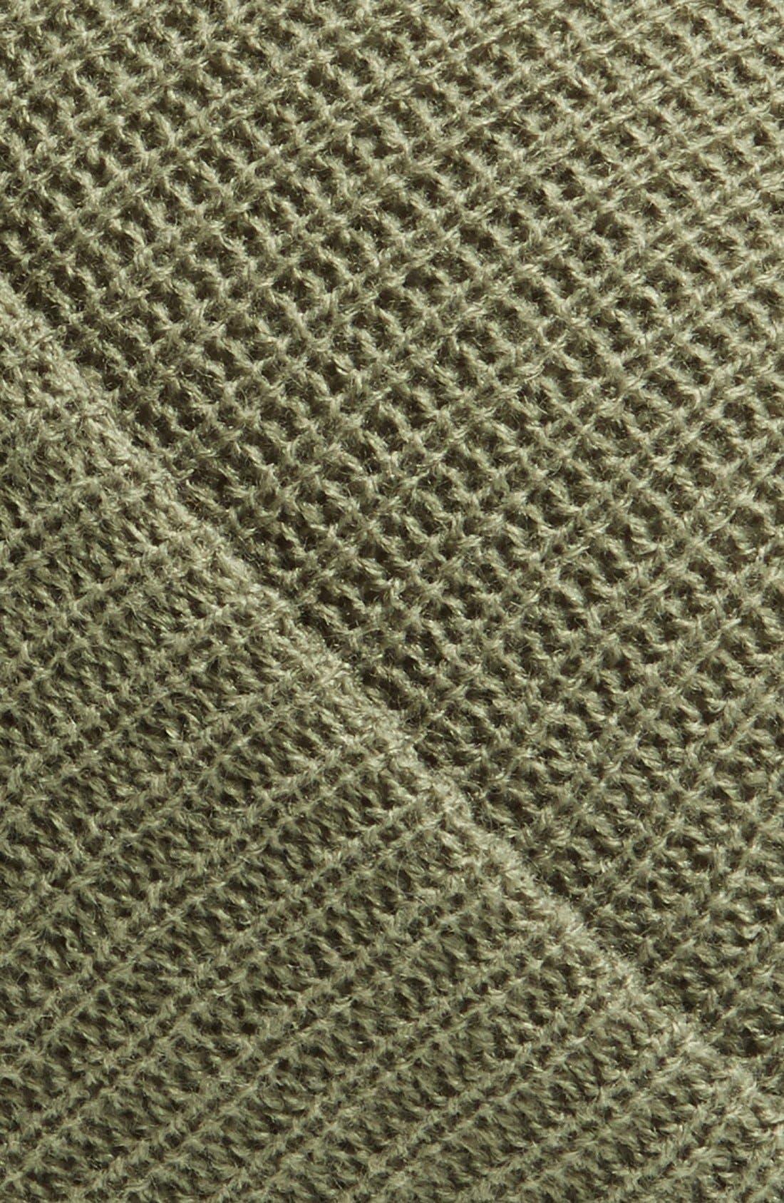'Quartz' Solid Knit Cap,                             Alternate thumbnail 13, color,