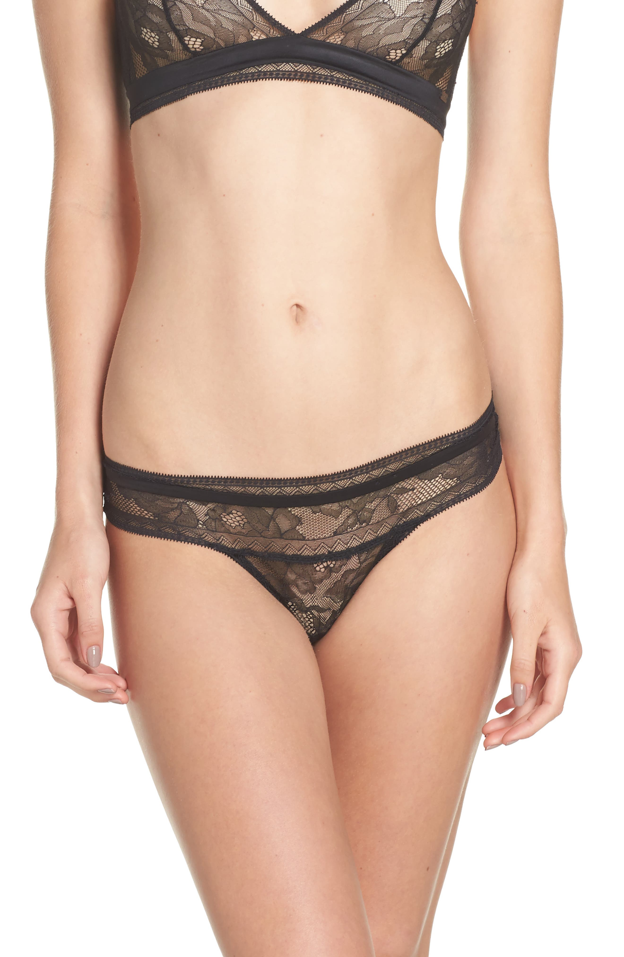 Obsess Thong,                         Main,                         color, 001