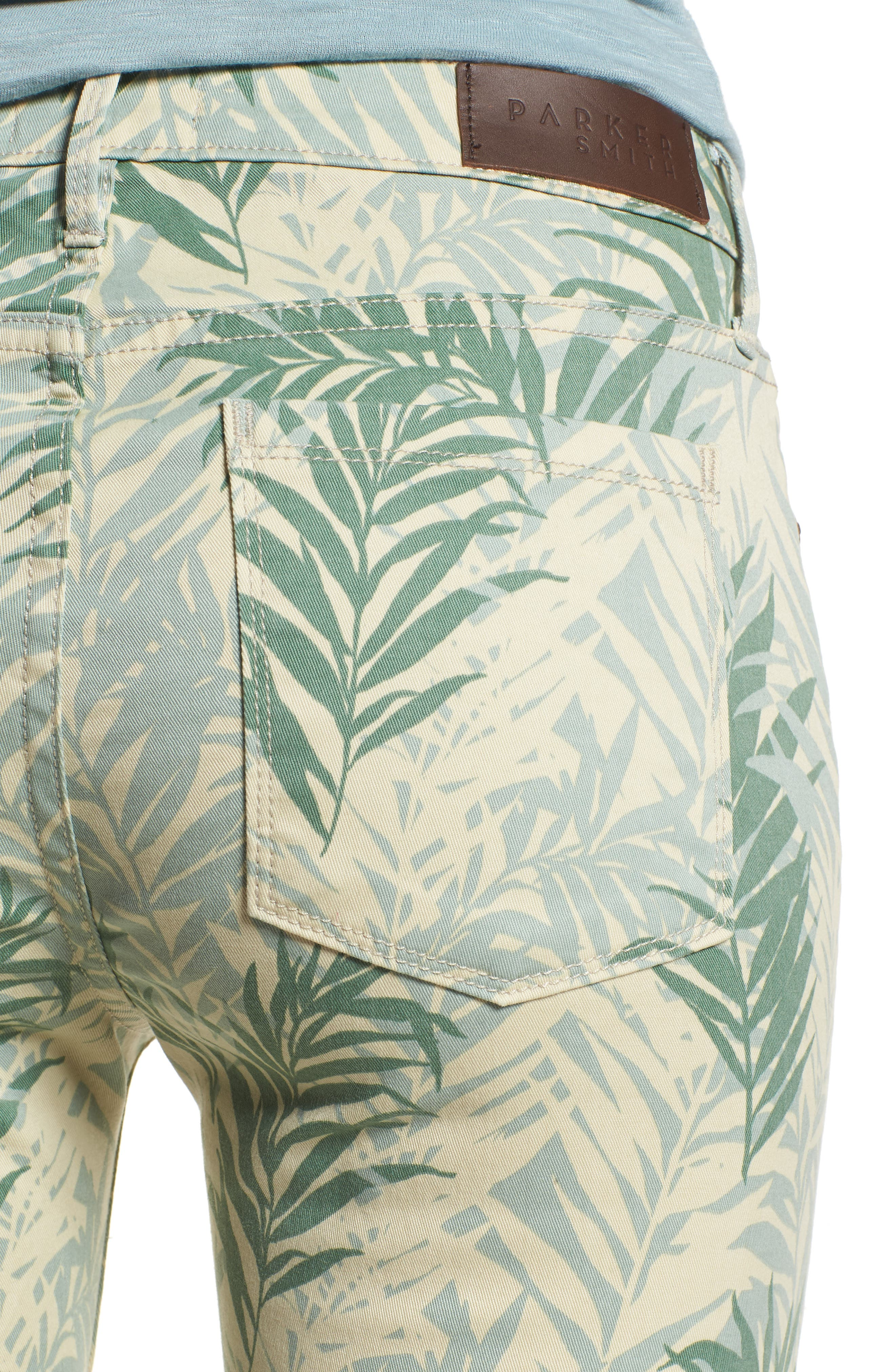 Ava Crop Skinny Jeans,                             Alternate thumbnail 9, color,