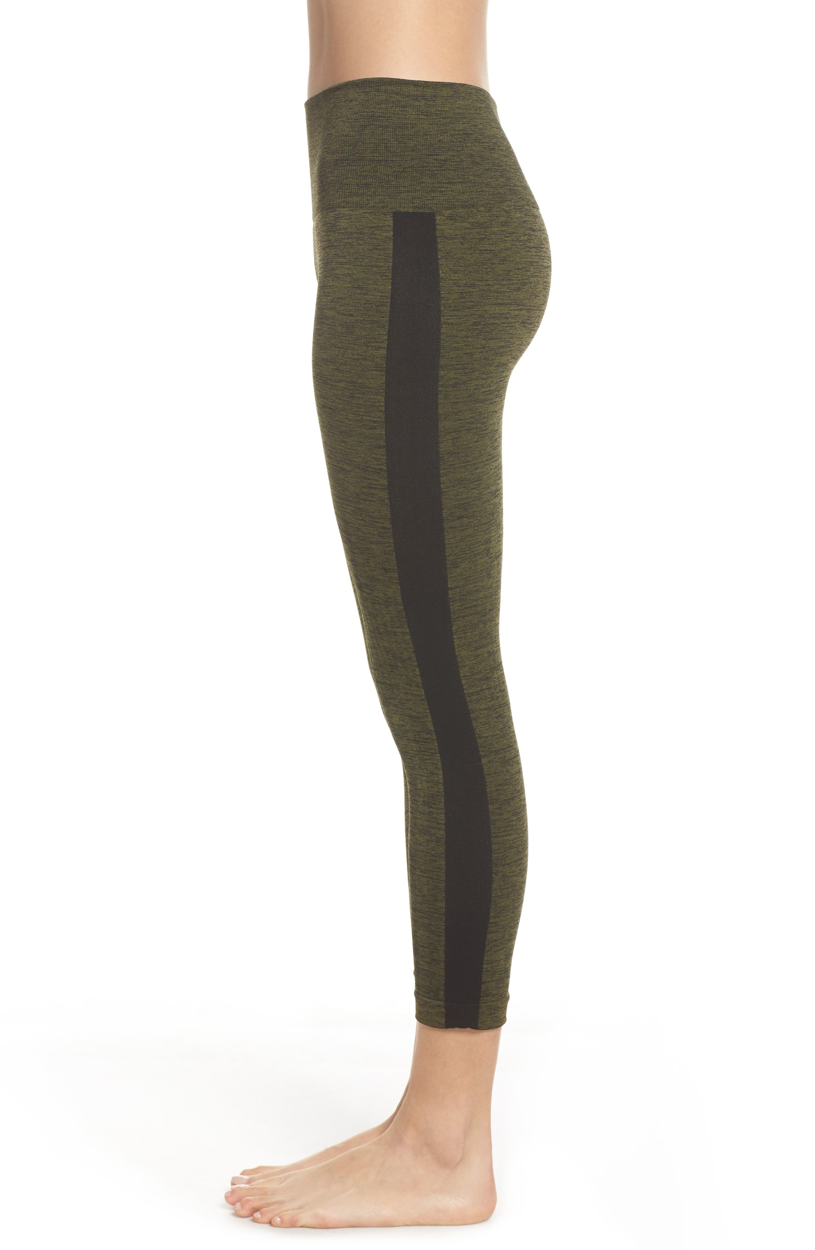 Stamina Capri Leggings,                             Alternate thumbnail 3, color,                             300