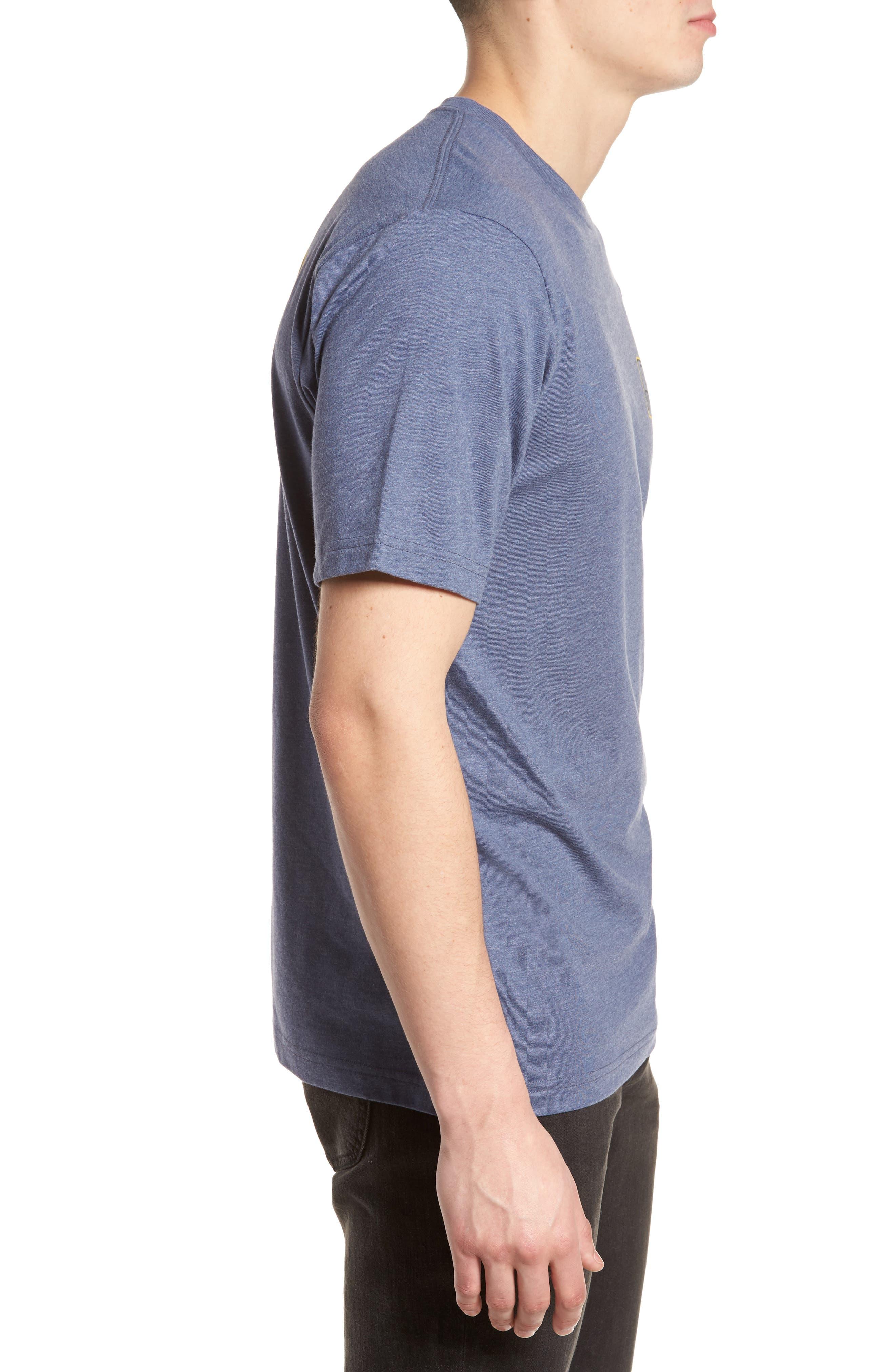 TRAVIS MATHEW,                             Truck Stop Graphic T-Shirt,                             Alternate thumbnail 3, color,                             400