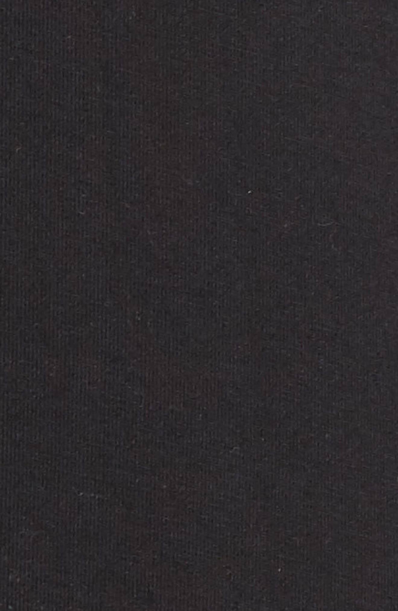Dolman Sleeve Nightshirt,                             Alternate thumbnail 5, color,                             001