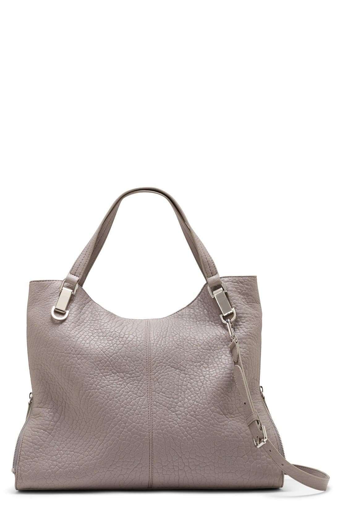 'Riley' Leather Tote,                             Main thumbnail 10, color,