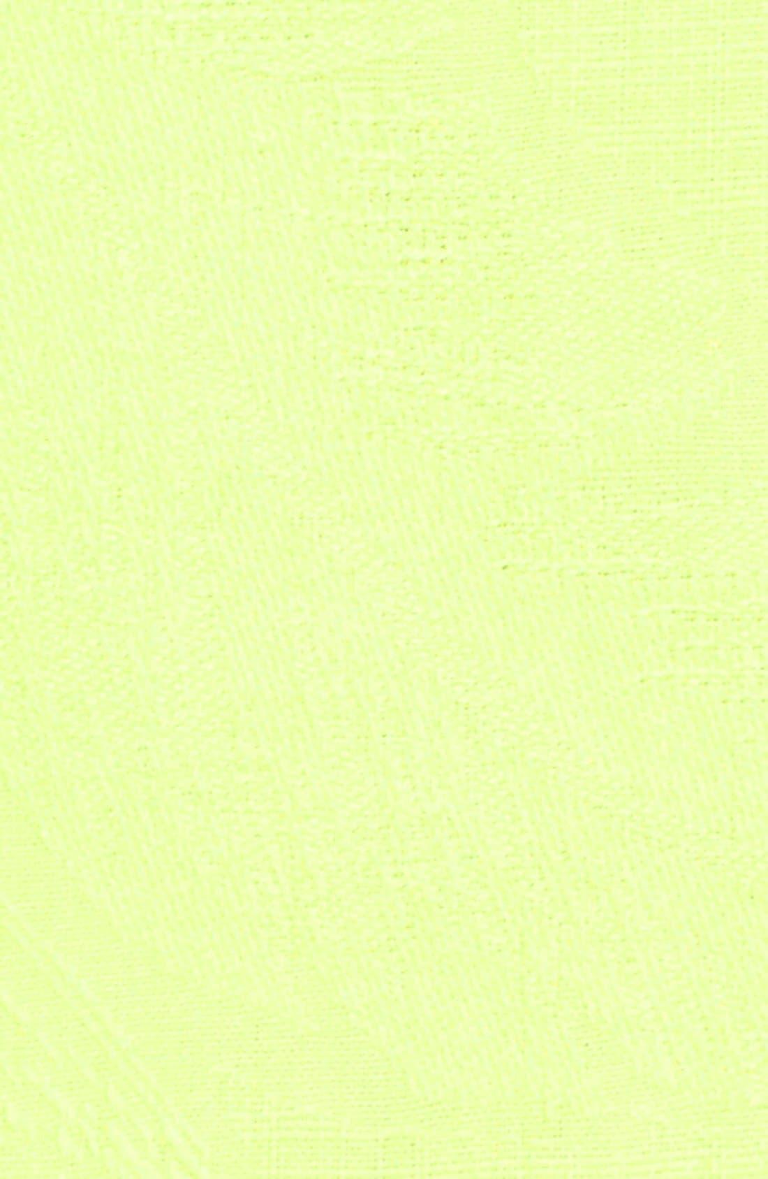 Rio Fronds Short Sleeve Silk Sport Shirt,                             Alternate thumbnail 67, color,