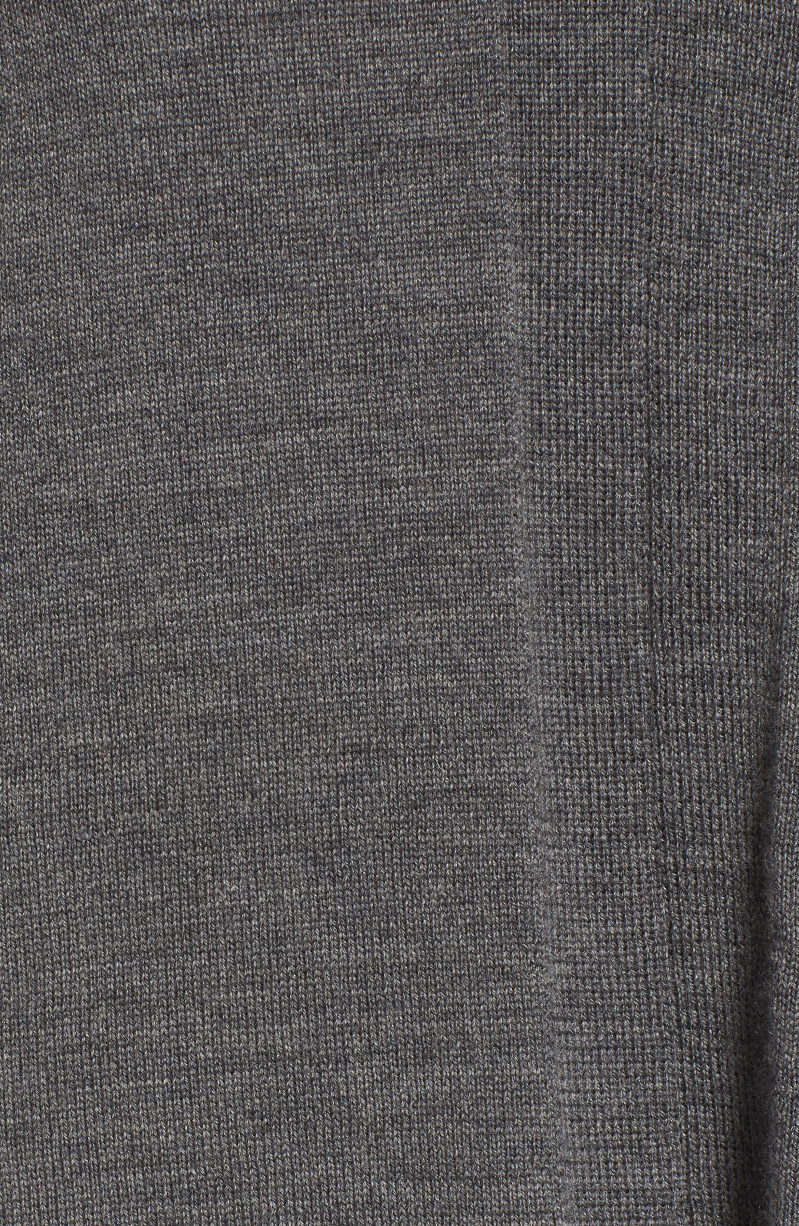 Merino Wool Tunic Sweater,                             Alternate thumbnail 31, color,