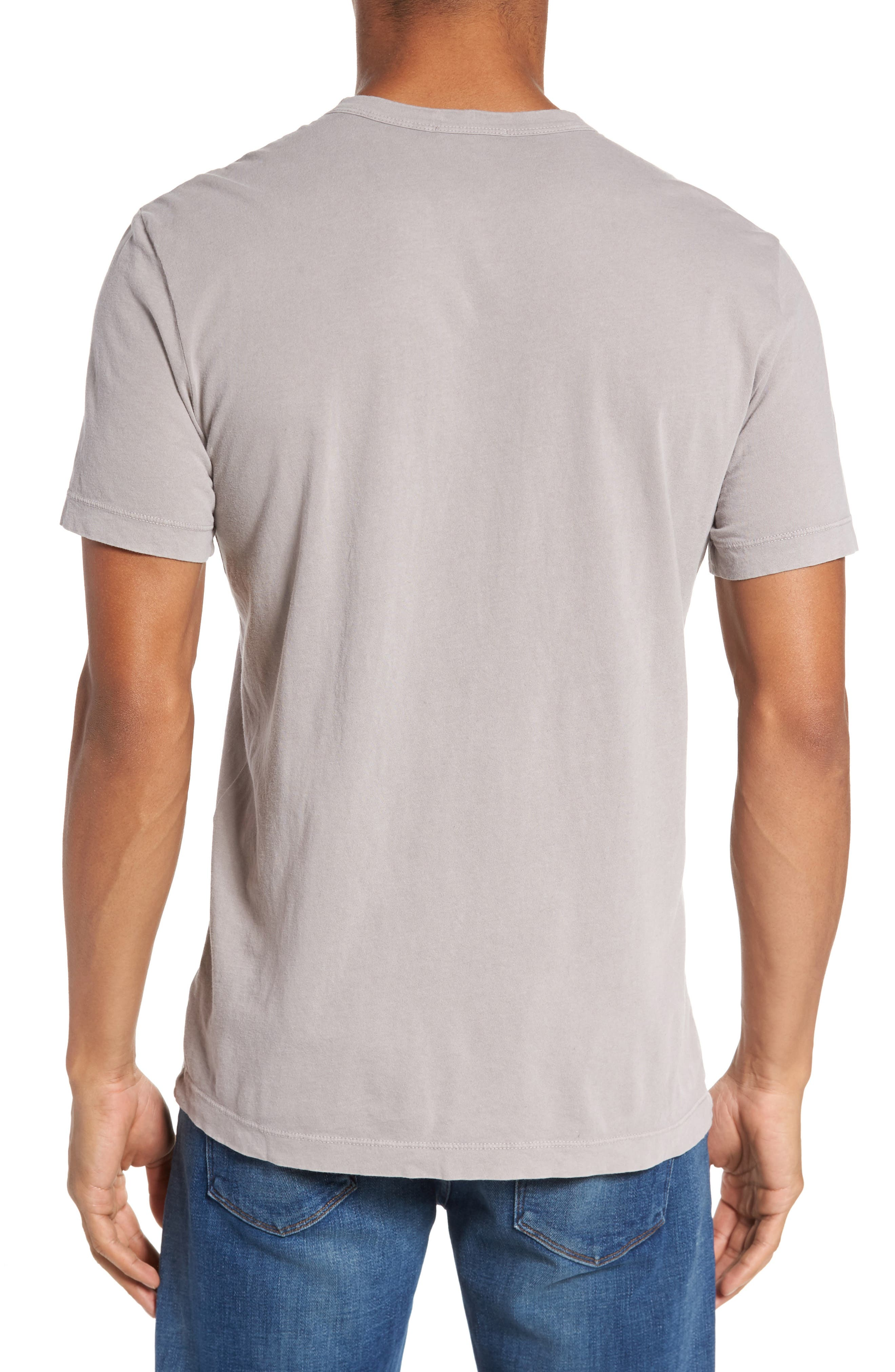 Crewneck Jersey T-Shirt,                             Alternate thumbnail 228, color,