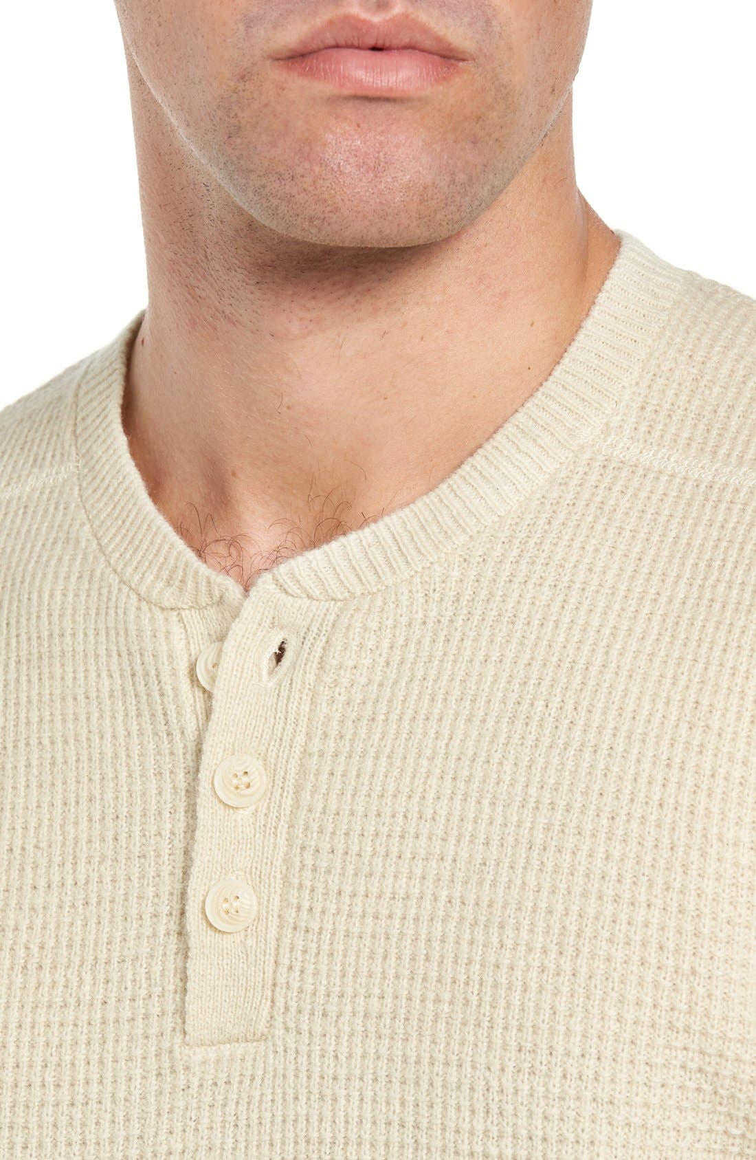 Thermal Henley,                             Alternate thumbnail 27, color,