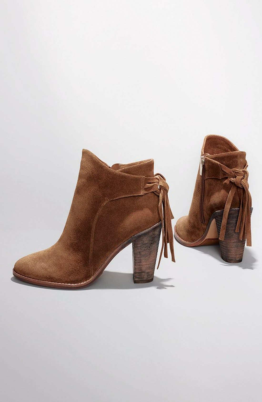 'Linford' Bootie,                             Alternate thumbnail 5, color,                             001