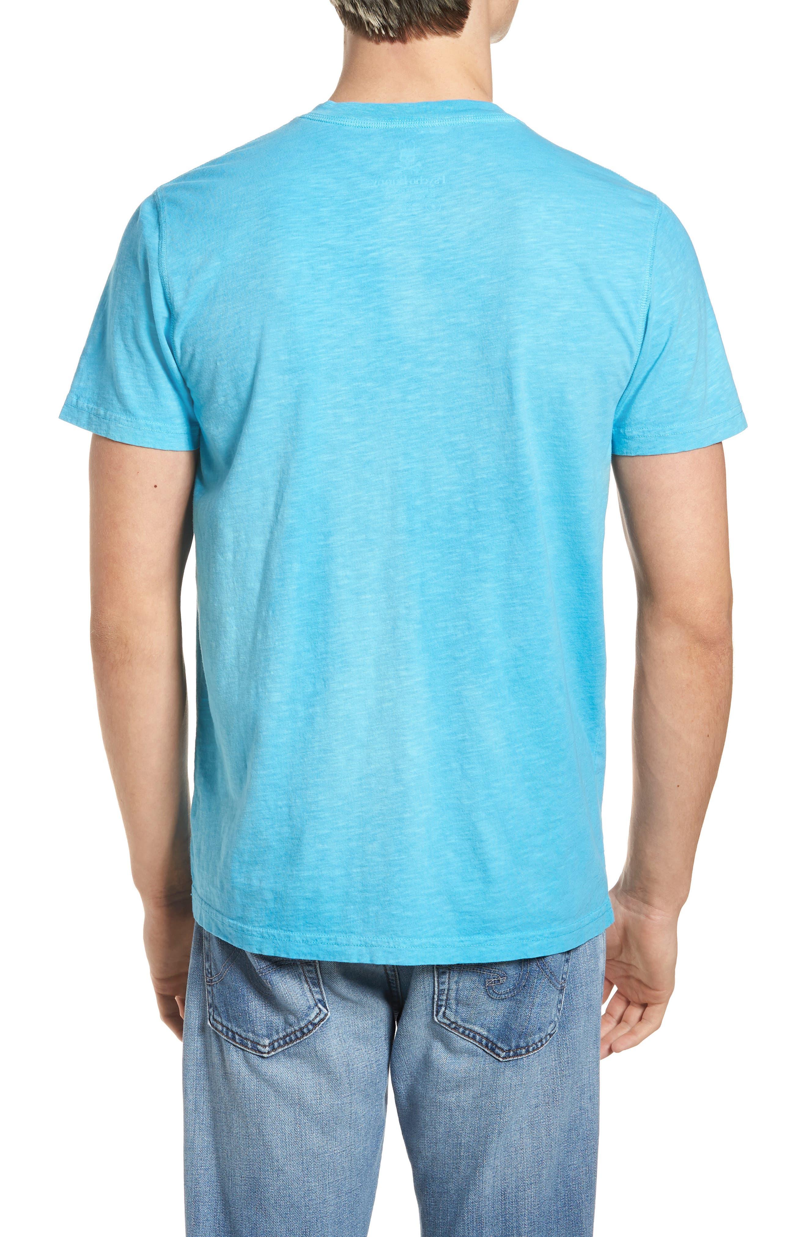 Sunwash Henley T-Shirt,                             Alternate thumbnail 9, color,