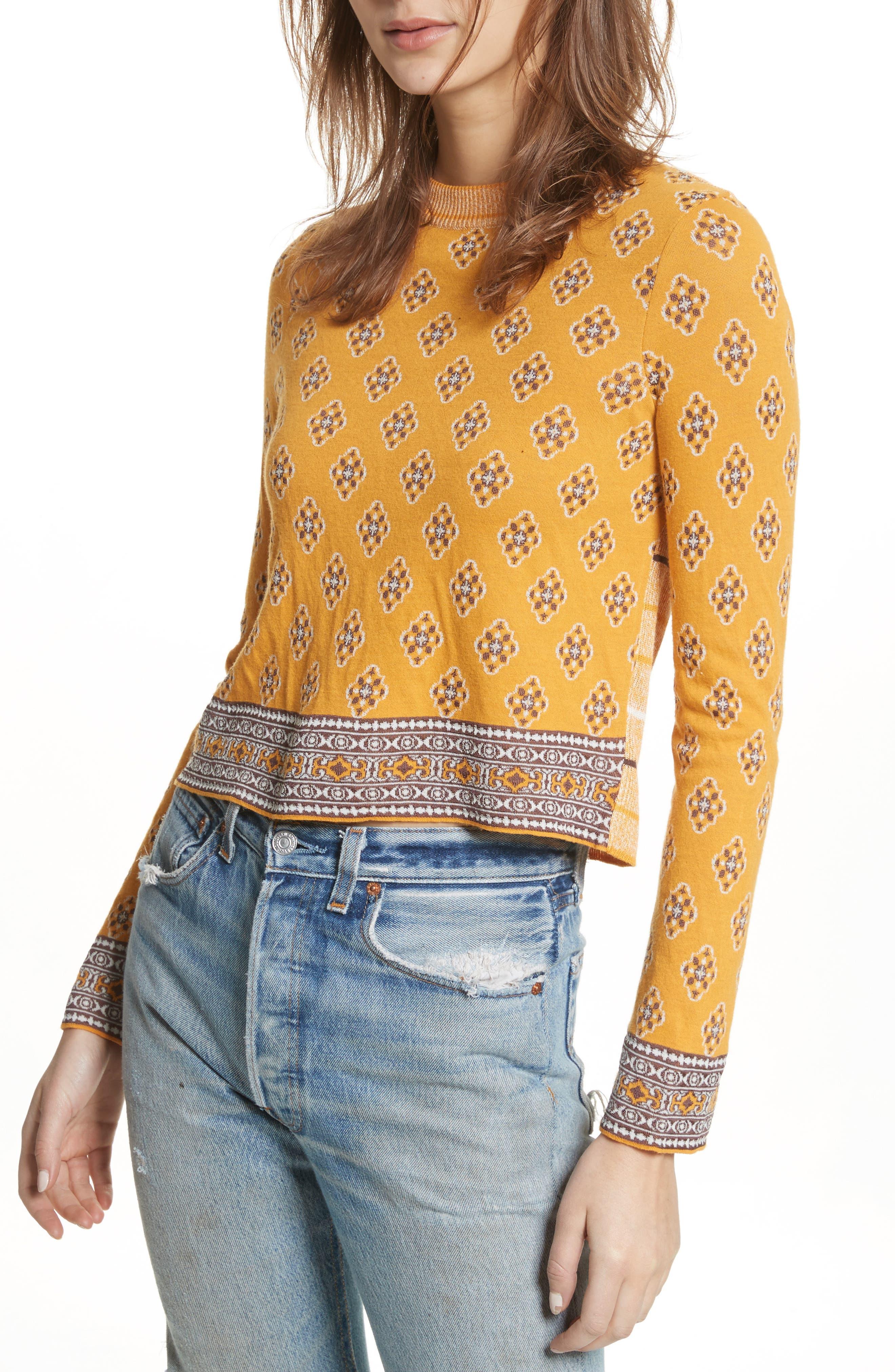 New Age Crewneck Sweater,                             Main thumbnail 2, color,