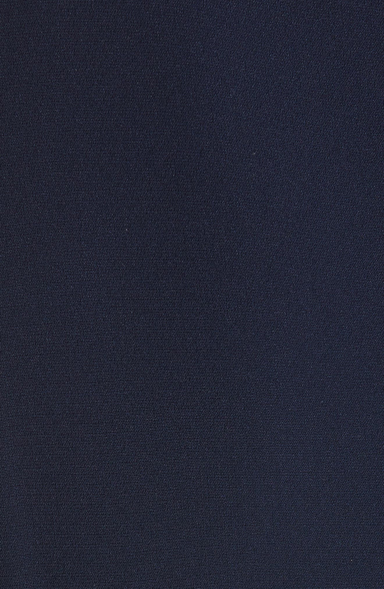 Niko Cold Shoulder Dress,                             Alternate thumbnail 5, color,                             400