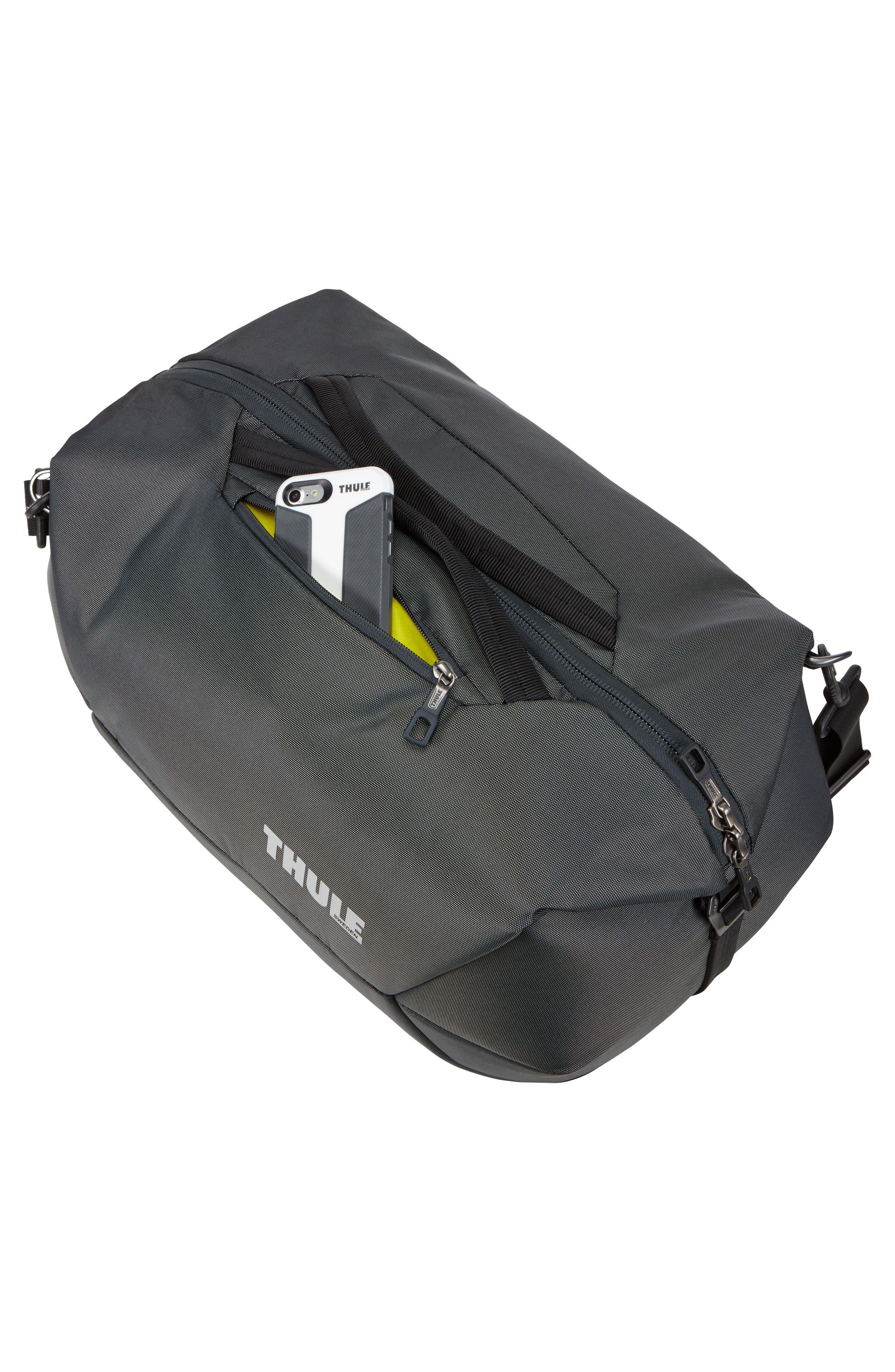 Subterra 40-Liter Convertible Duffel Bag,                             Alternate thumbnail 5, color,