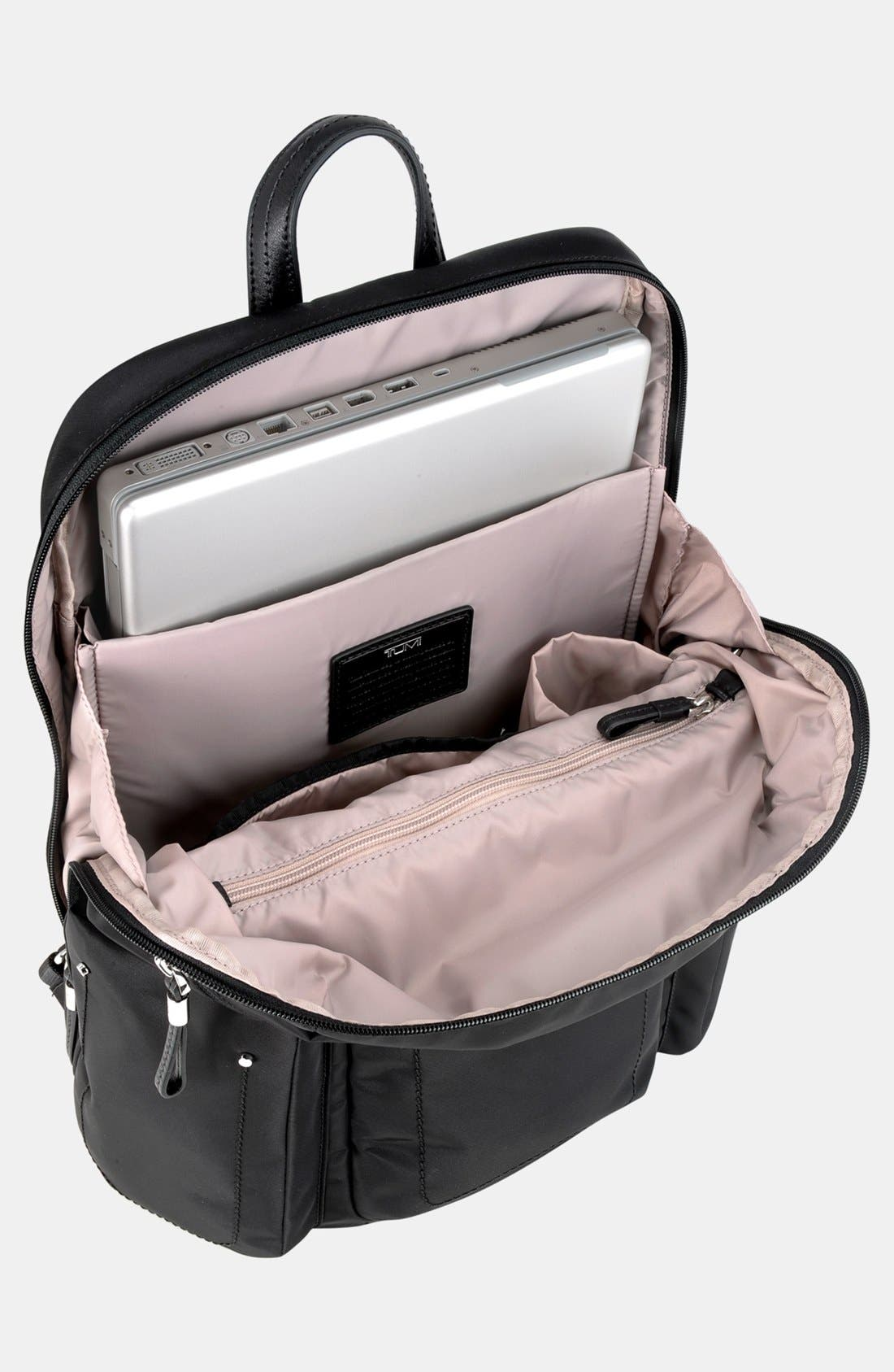 Calais Nylon 15-Inch Computer Commuter Backpack,                             Alternate thumbnail 48, color,