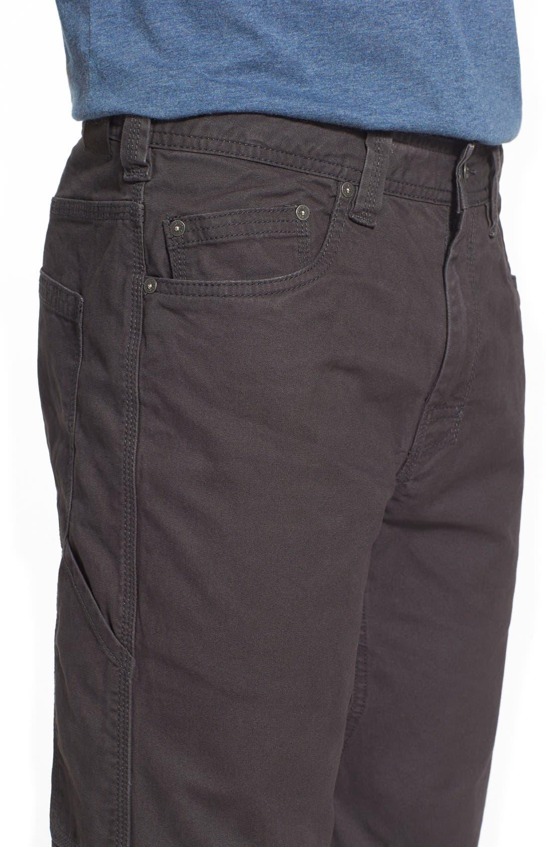 Bronson Pants,                             Alternate thumbnail 4, color,                             010