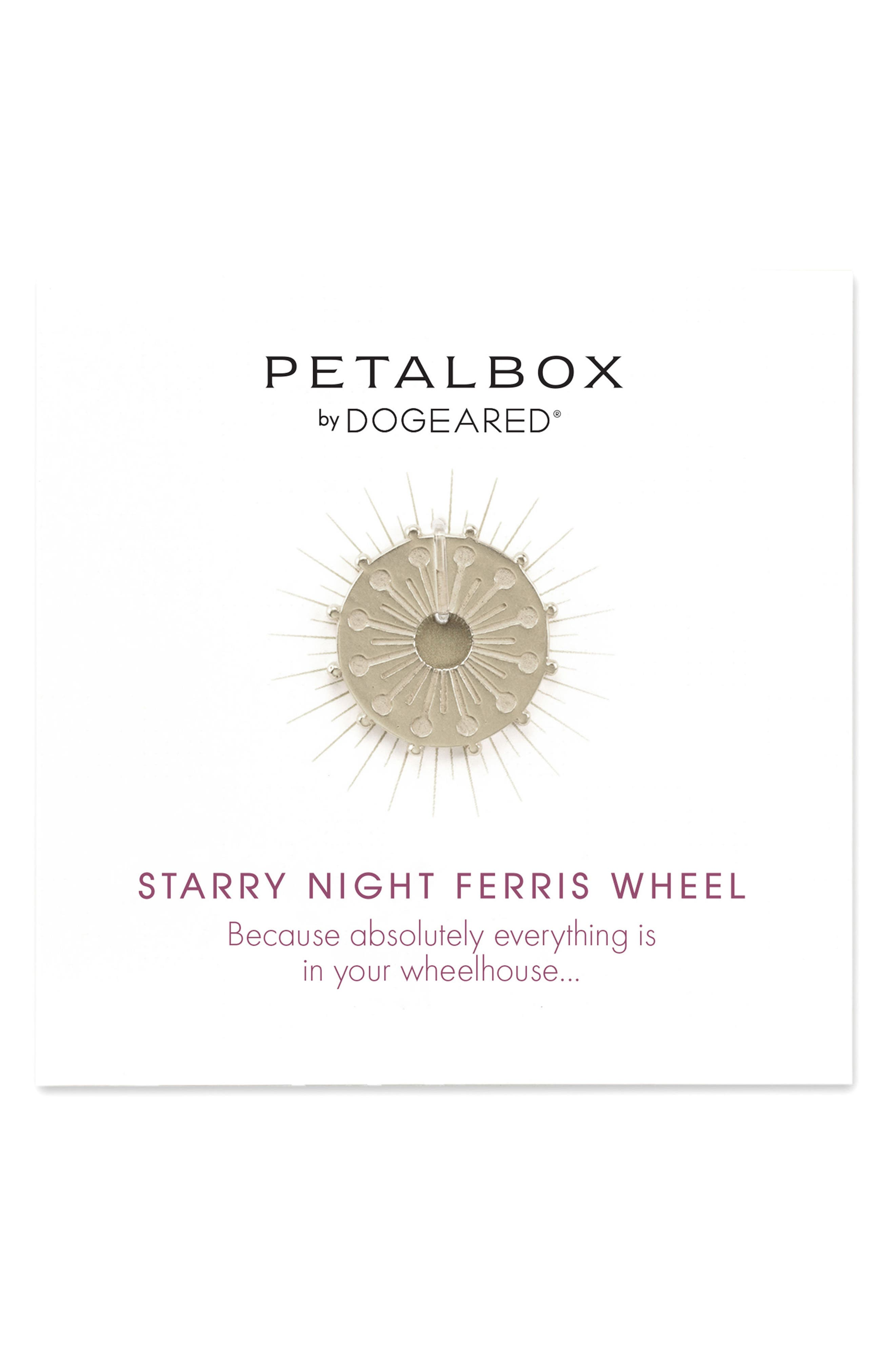 Petalbox Starry Night Ferris Wheel Enhancer,                             Main thumbnail 1, color,                             040