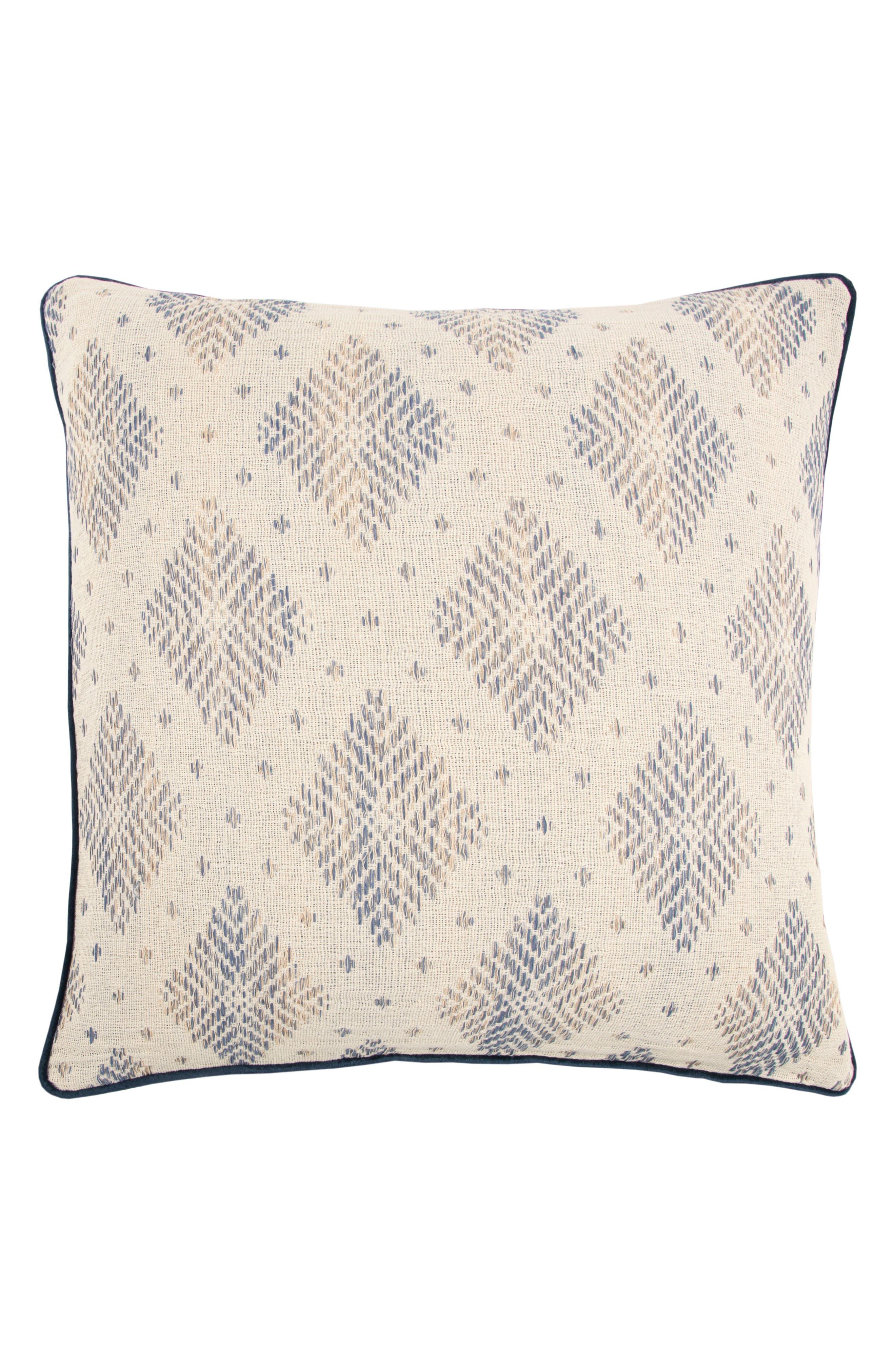 Woven Diamond Accent Pillow,                             Main thumbnail 1, color,