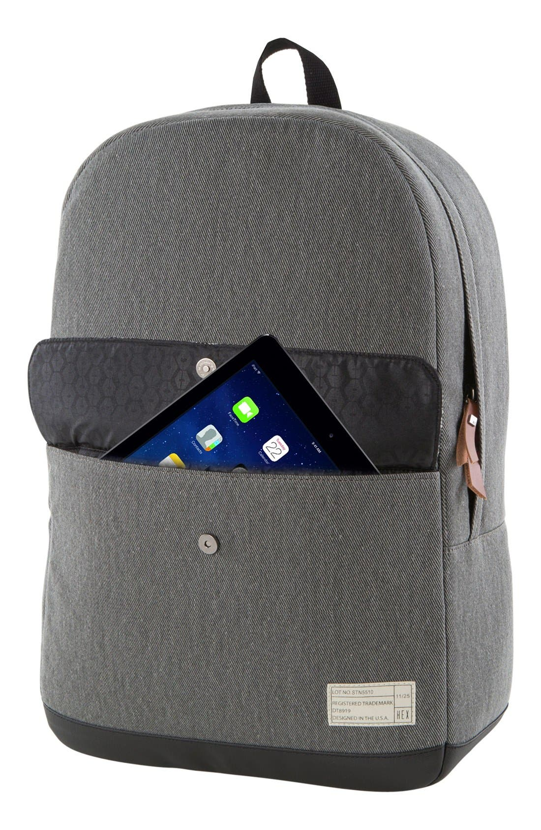 'Echo' Backpack,                             Alternate thumbnail 4, color,                             023