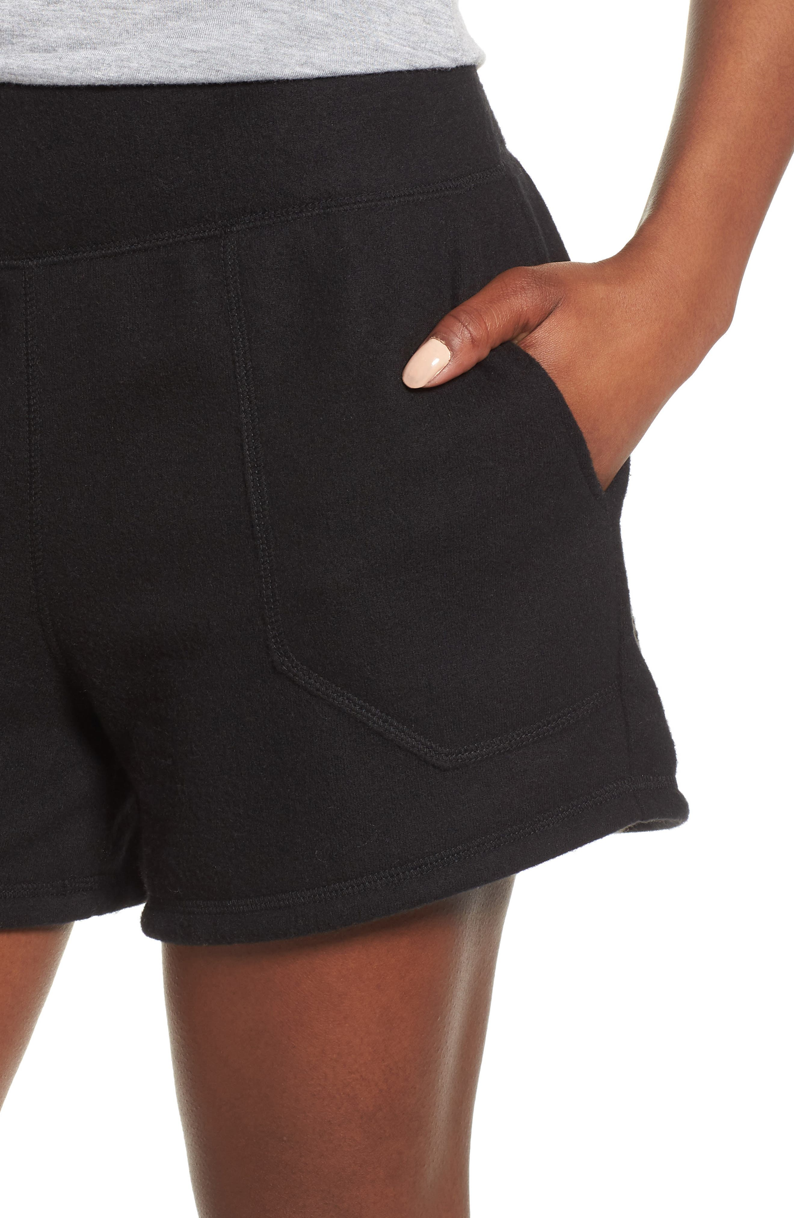 Off-Duty French Terry Shorts,                             Alternate thumbnail 17, color,