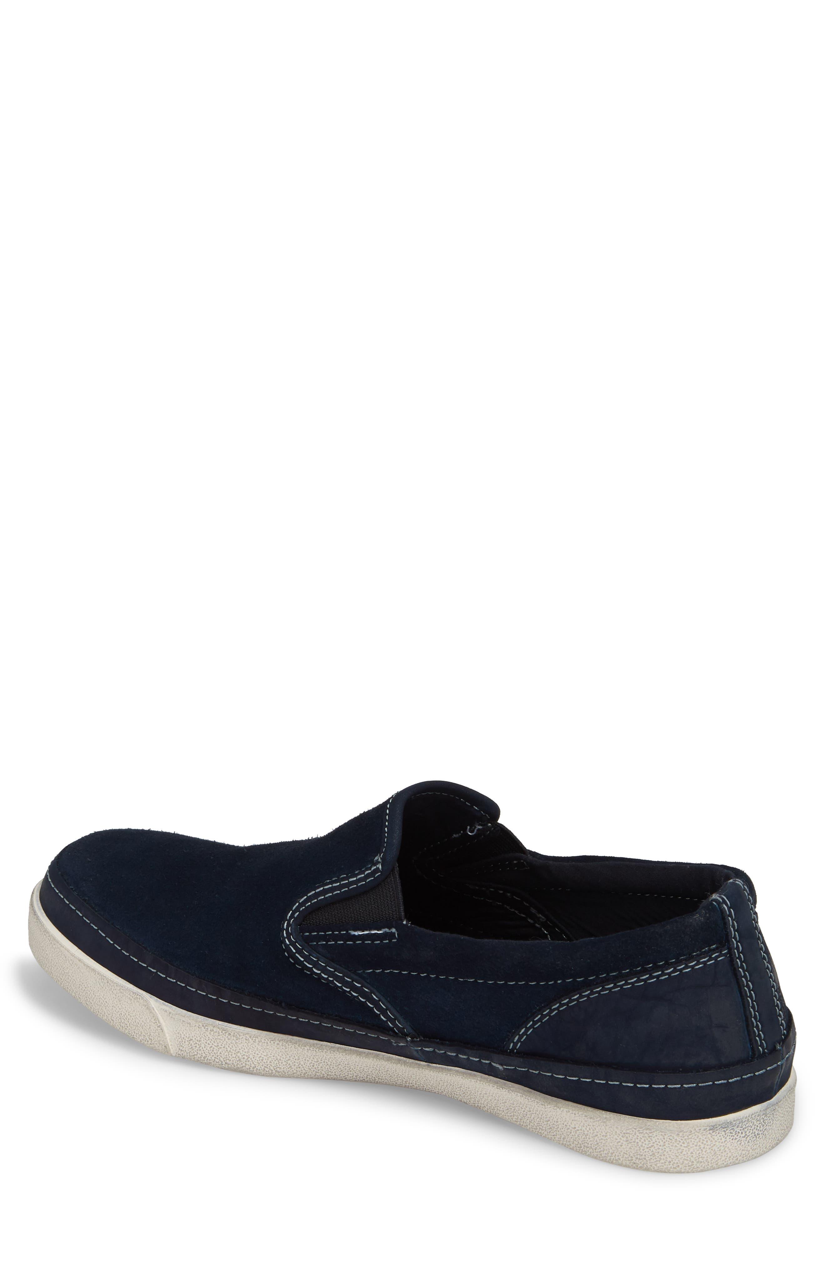 Jett Slip-On Sneaker,                             Alternate thumbnail 2, color,                             MIDNIGHT