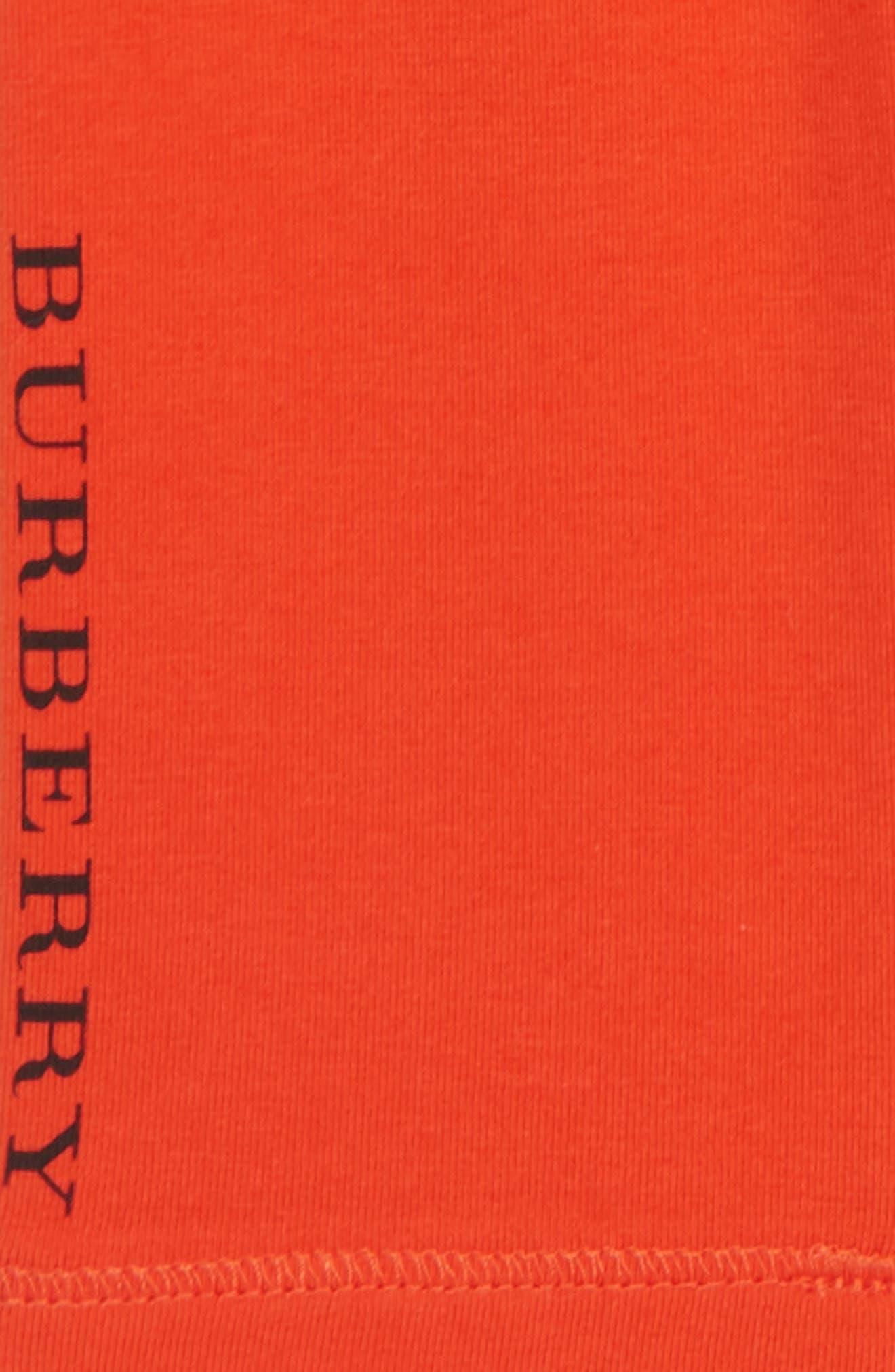 Penny Leggings,                             Alternate thumbnail 2, color,                             ORANGE RED MELANGE