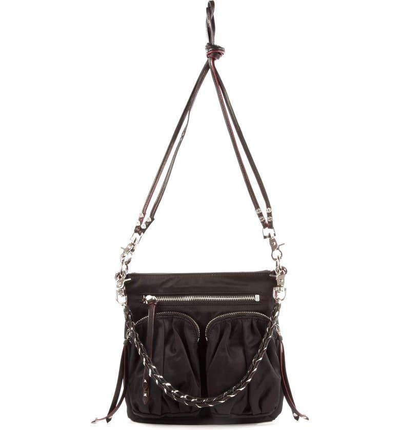 0d77e3660b73 MZ Wallace  Sophie  Nylon Shoulder Bag