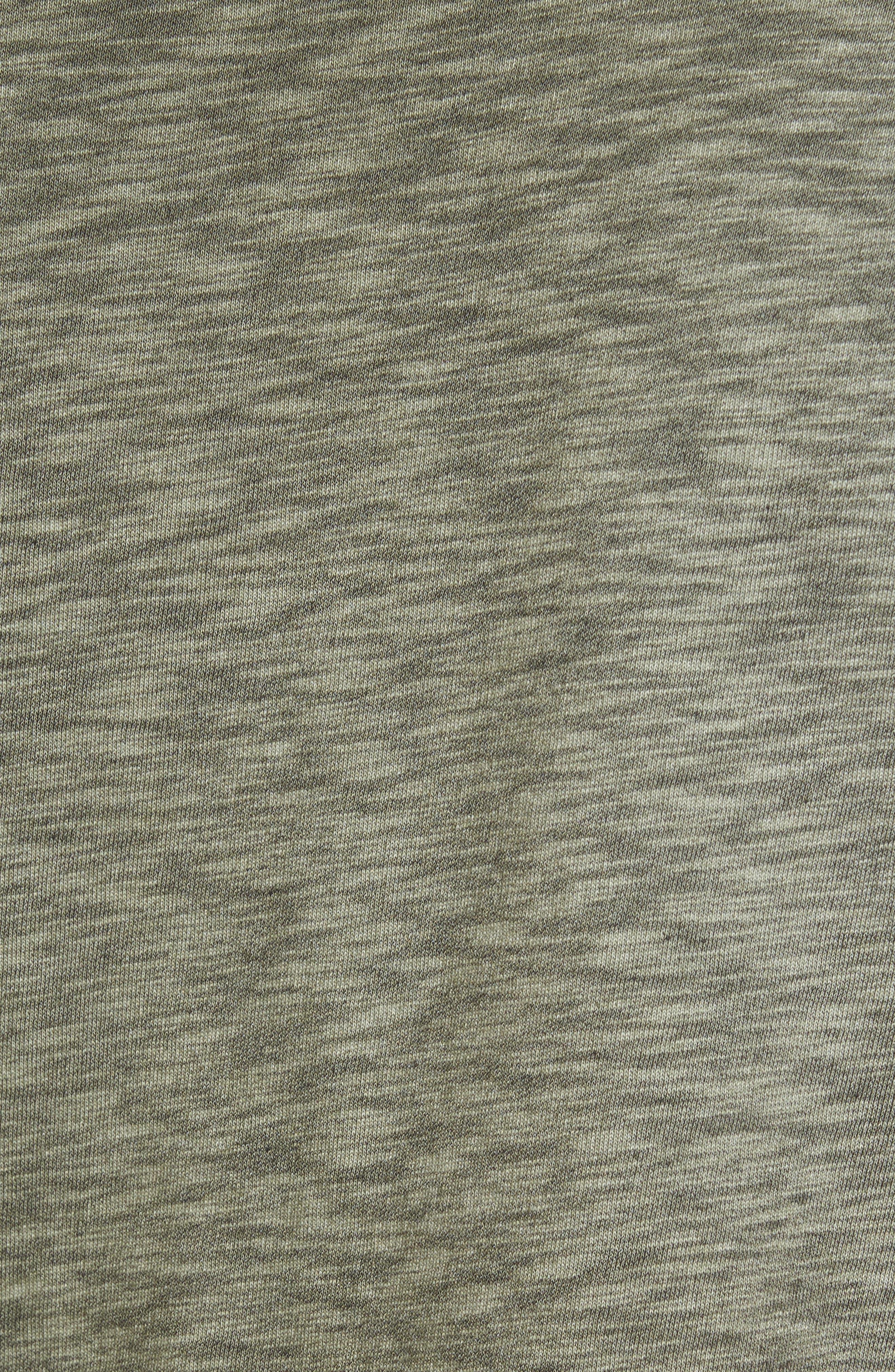 'Santiago' Ombré Crewneck Sweatshirt,                             Alternate thumbnail 5, color,                             301