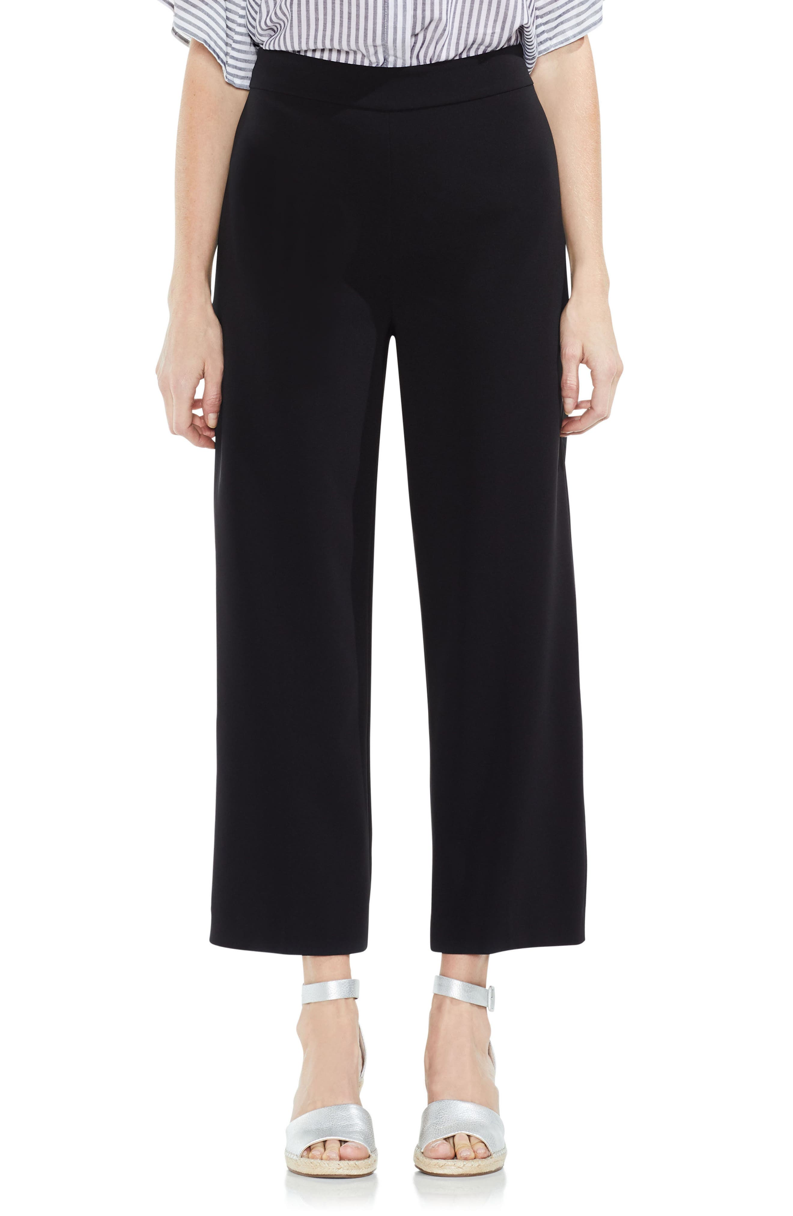 High-Waist Crop Pants,                         Main,                         color,