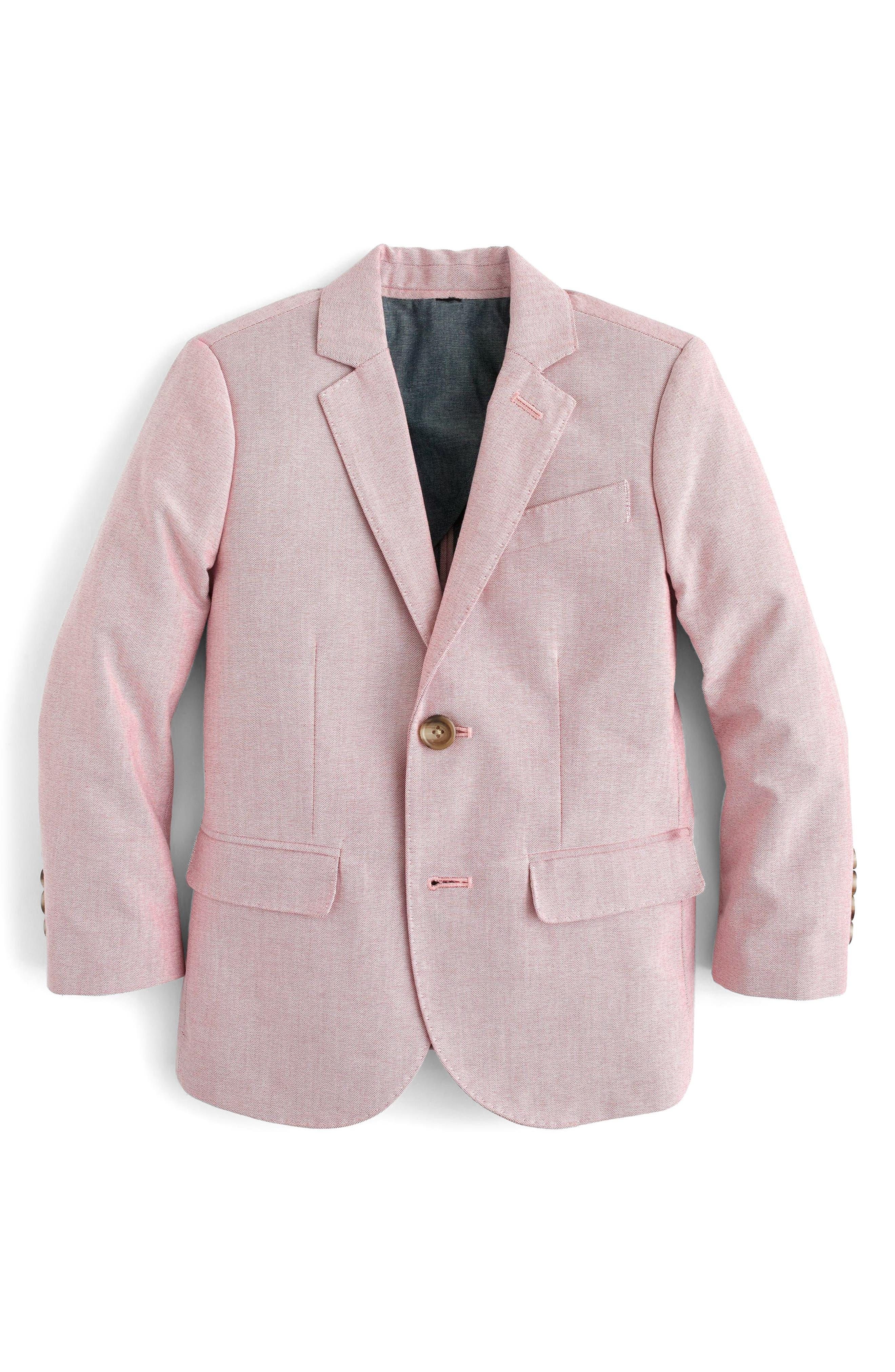 Ludlow Stretch Oxford Suit Jacket,                             Main thumbnail 1, color,                             600
