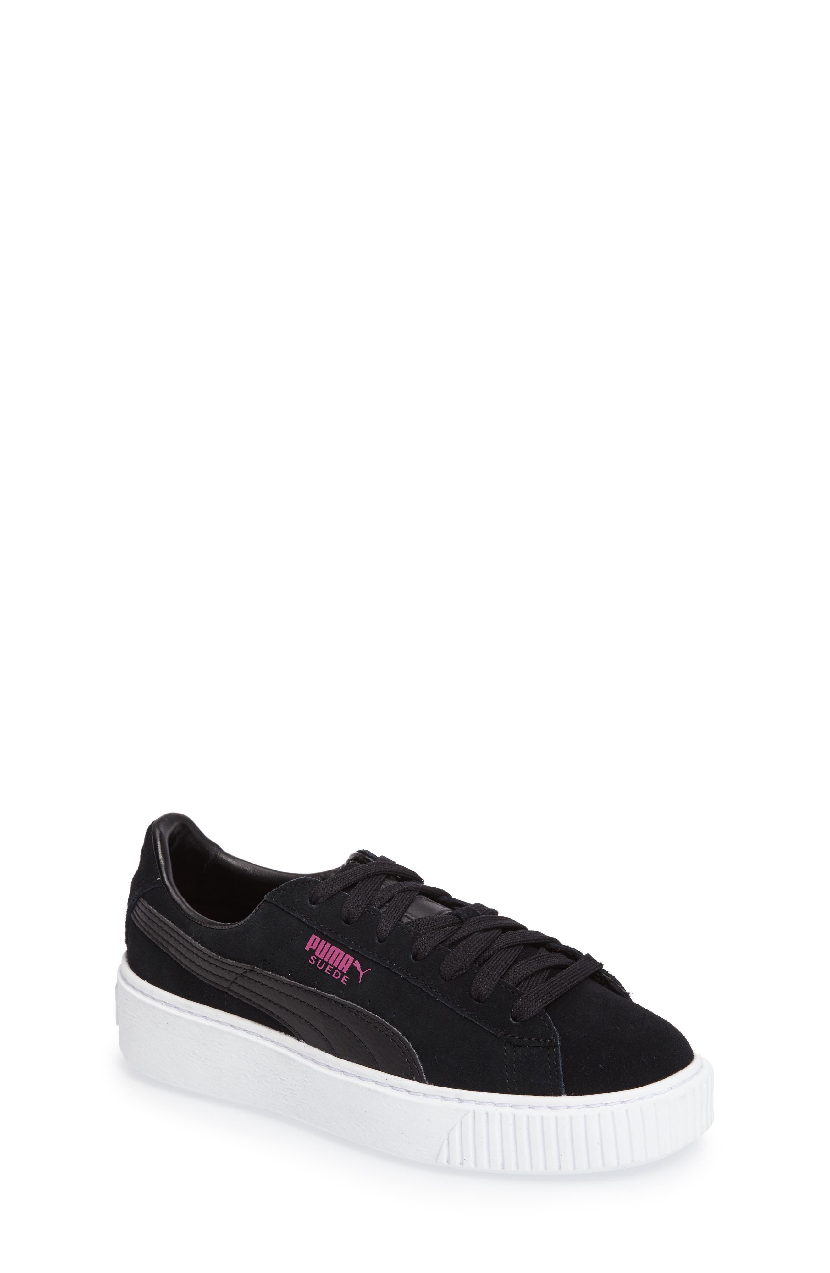 Platform Sneaker,                             Main thumbnail 1, color,                             001