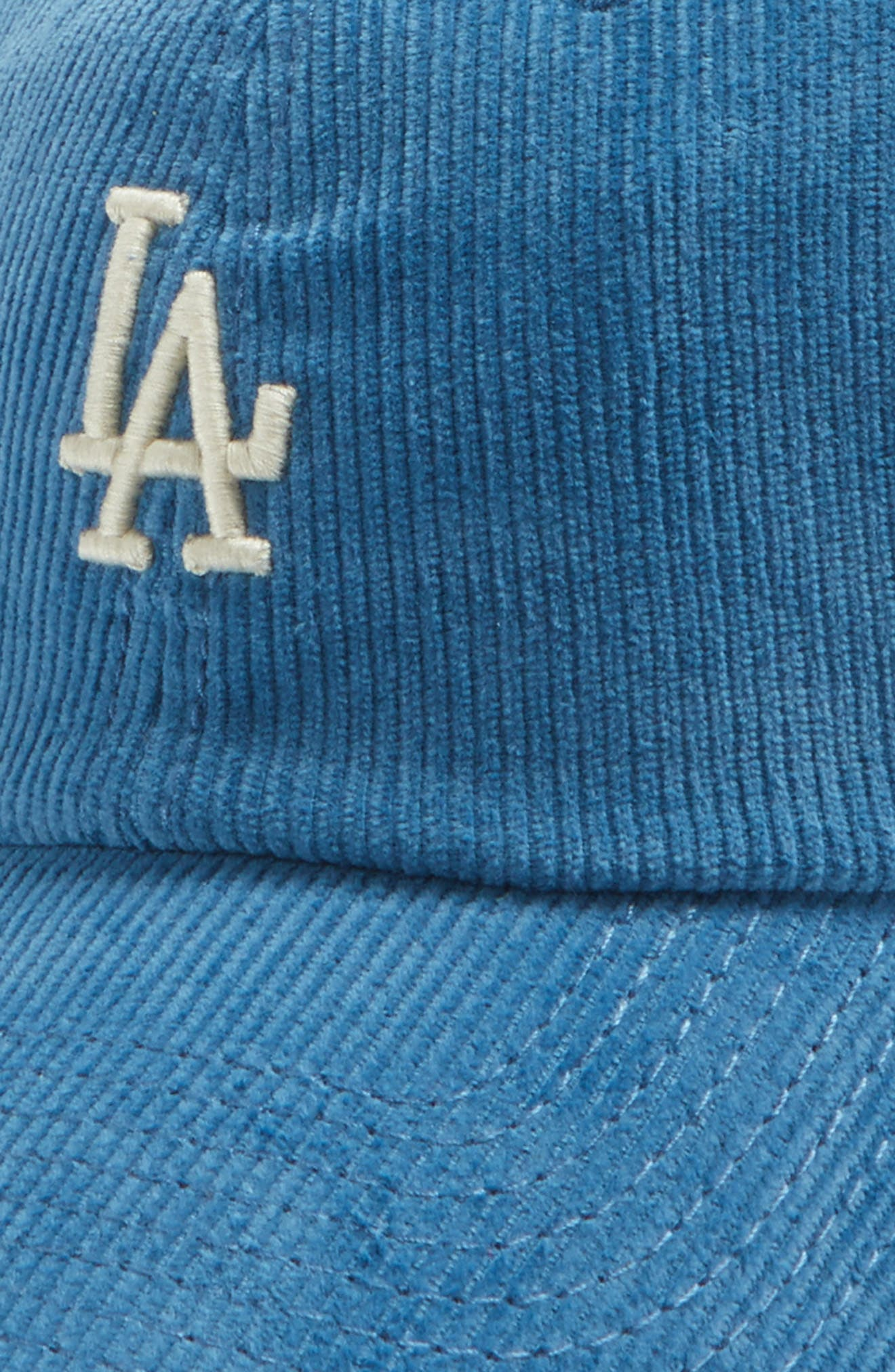 Corduroy Baseball Cap,                             Alternate thumbnail 3, color,                             450