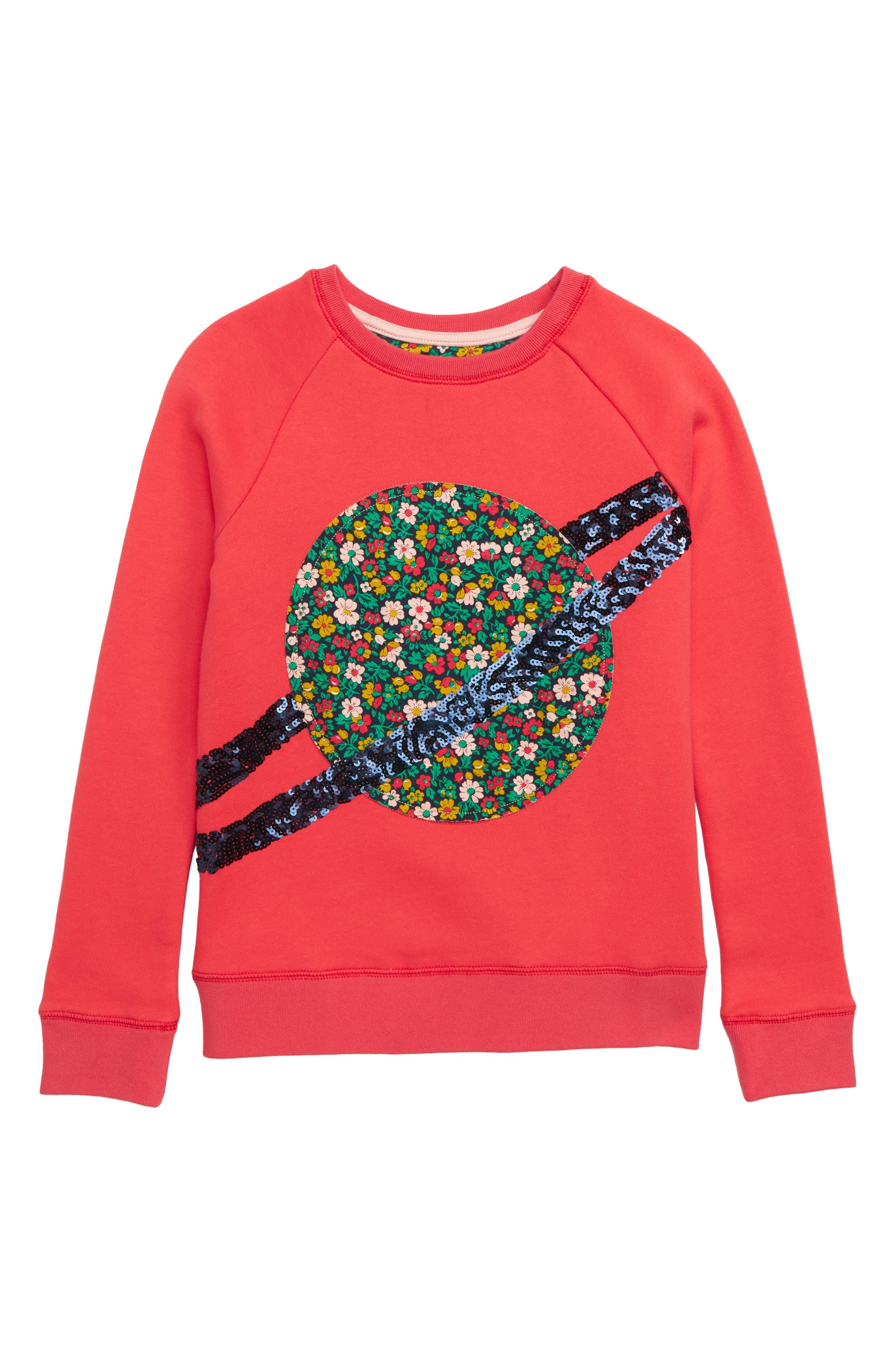 Fun Novelty Sweatshirt,                             Main thumbnail 1, color,                             614