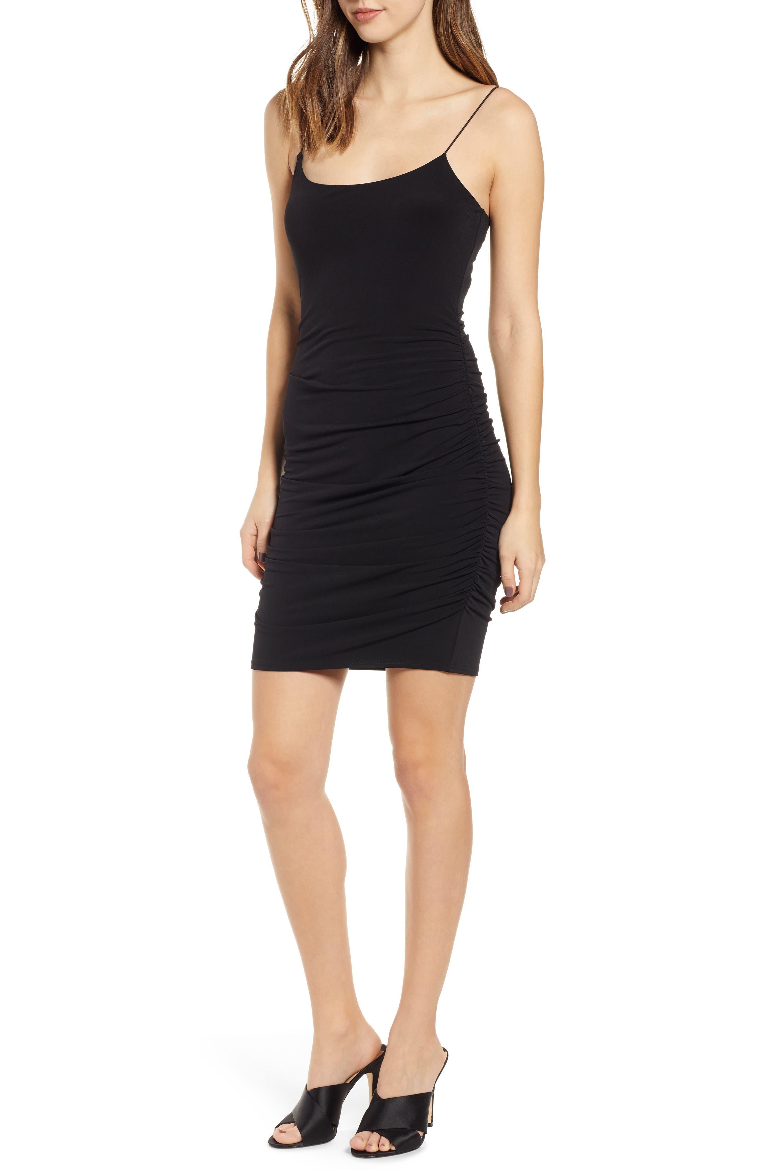 Leith Mini Body-Con Dress