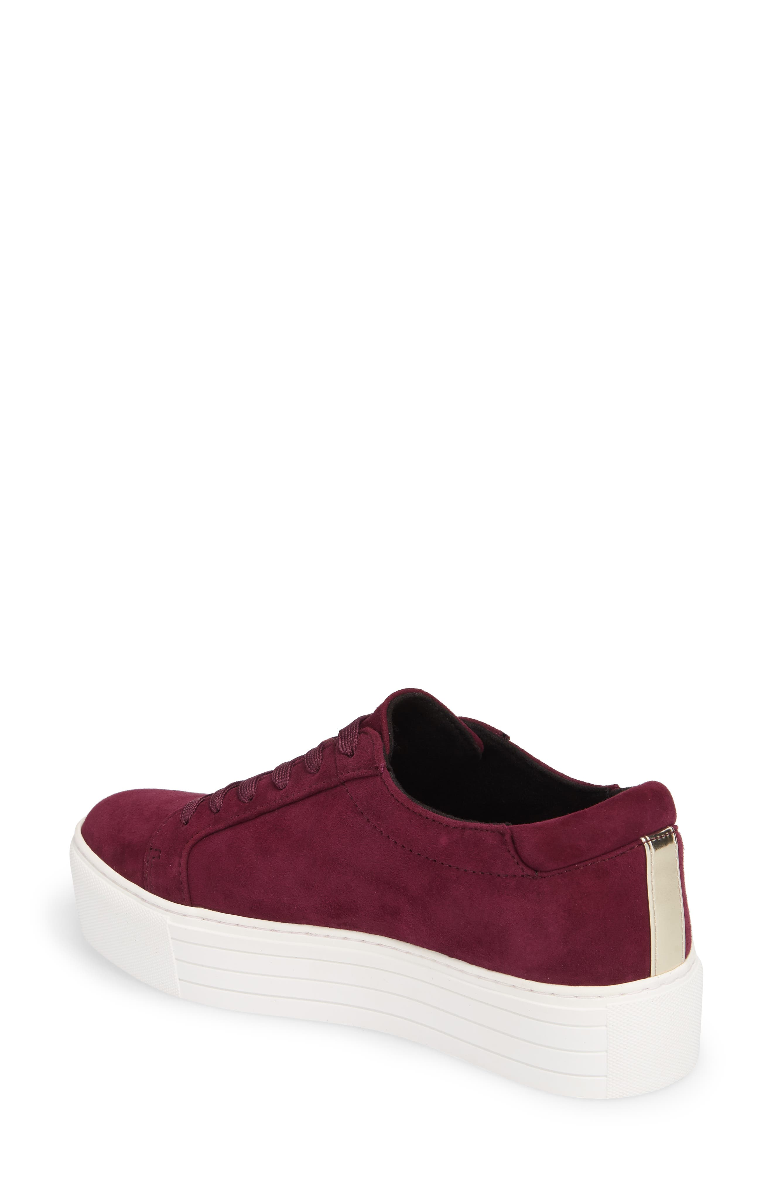 Abbey Platform Sneaker,                             Alternate thumbnail 24, color,