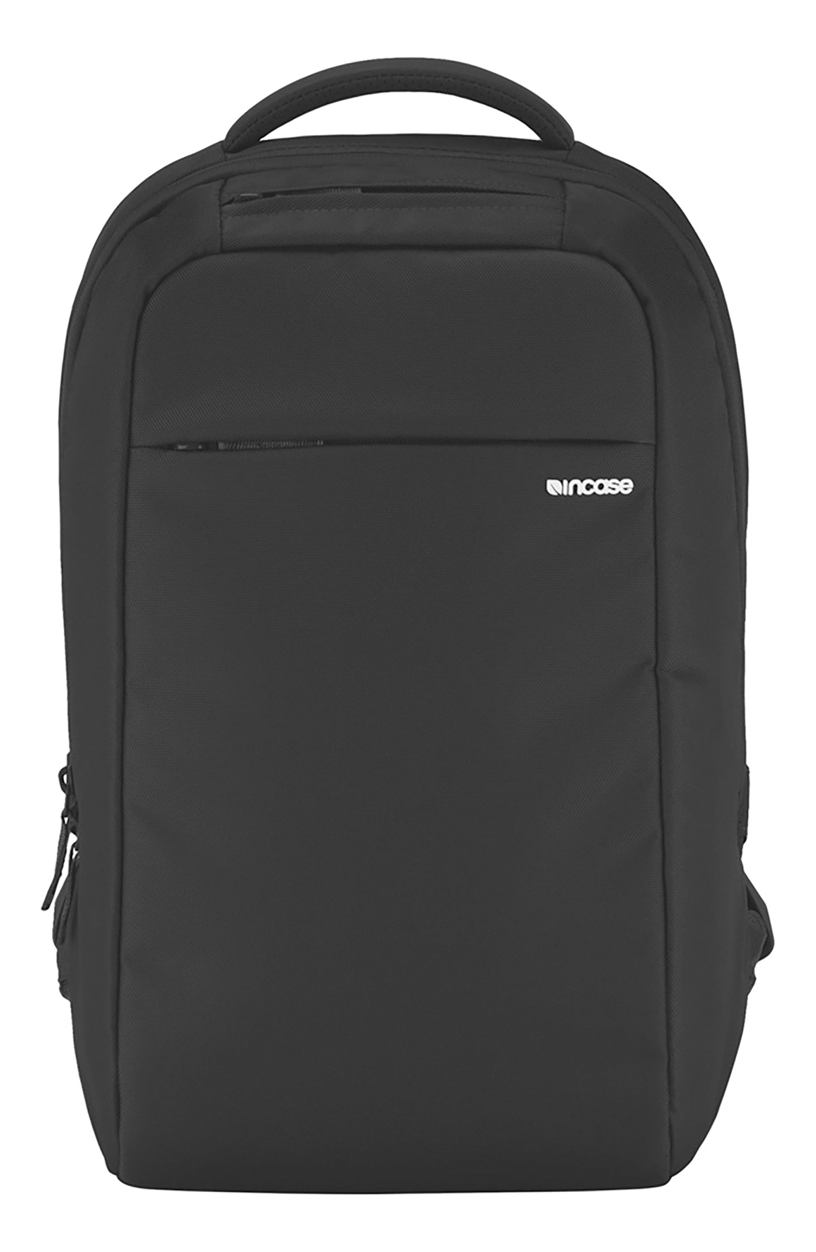 Icon Lite Backpack,                         Main,                         color, BLACK