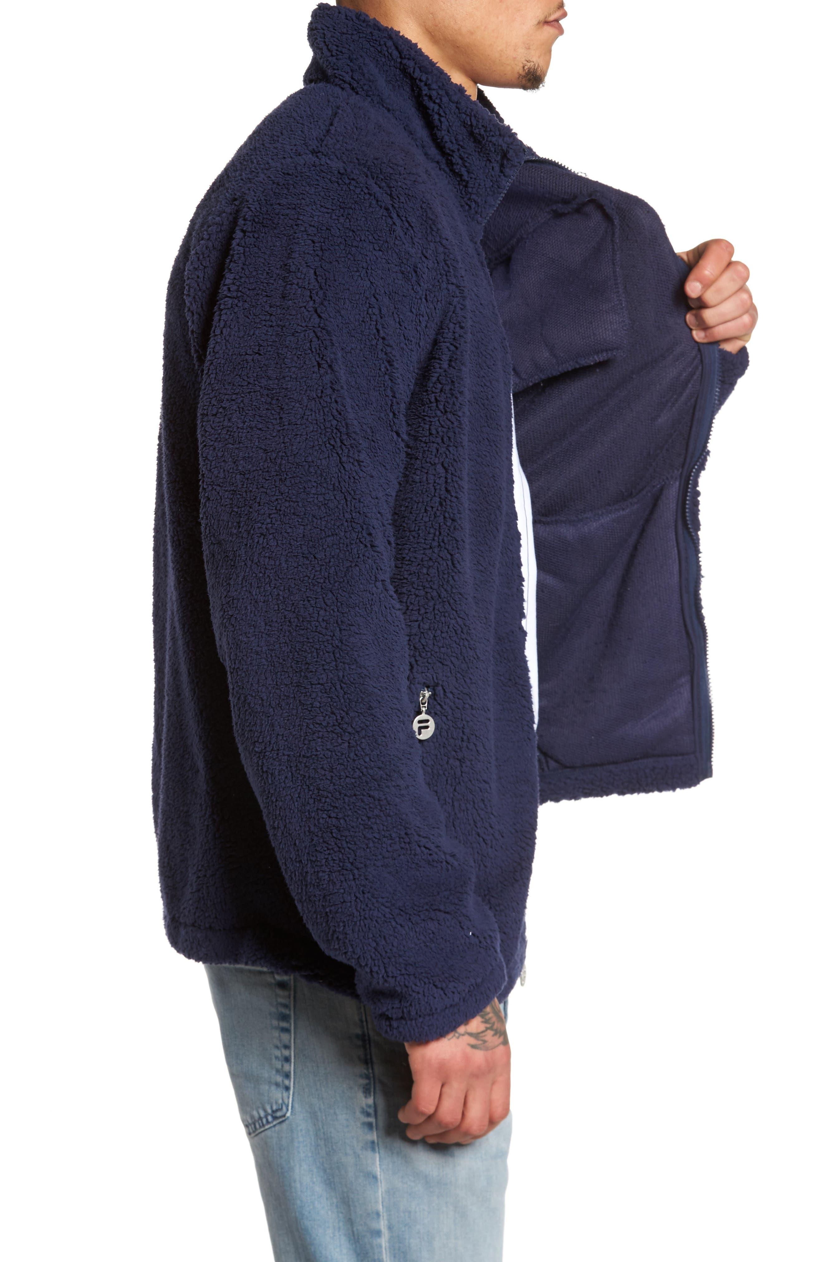 Finlay Fleece Jacket,                             Alternate thumbnail 6, color,