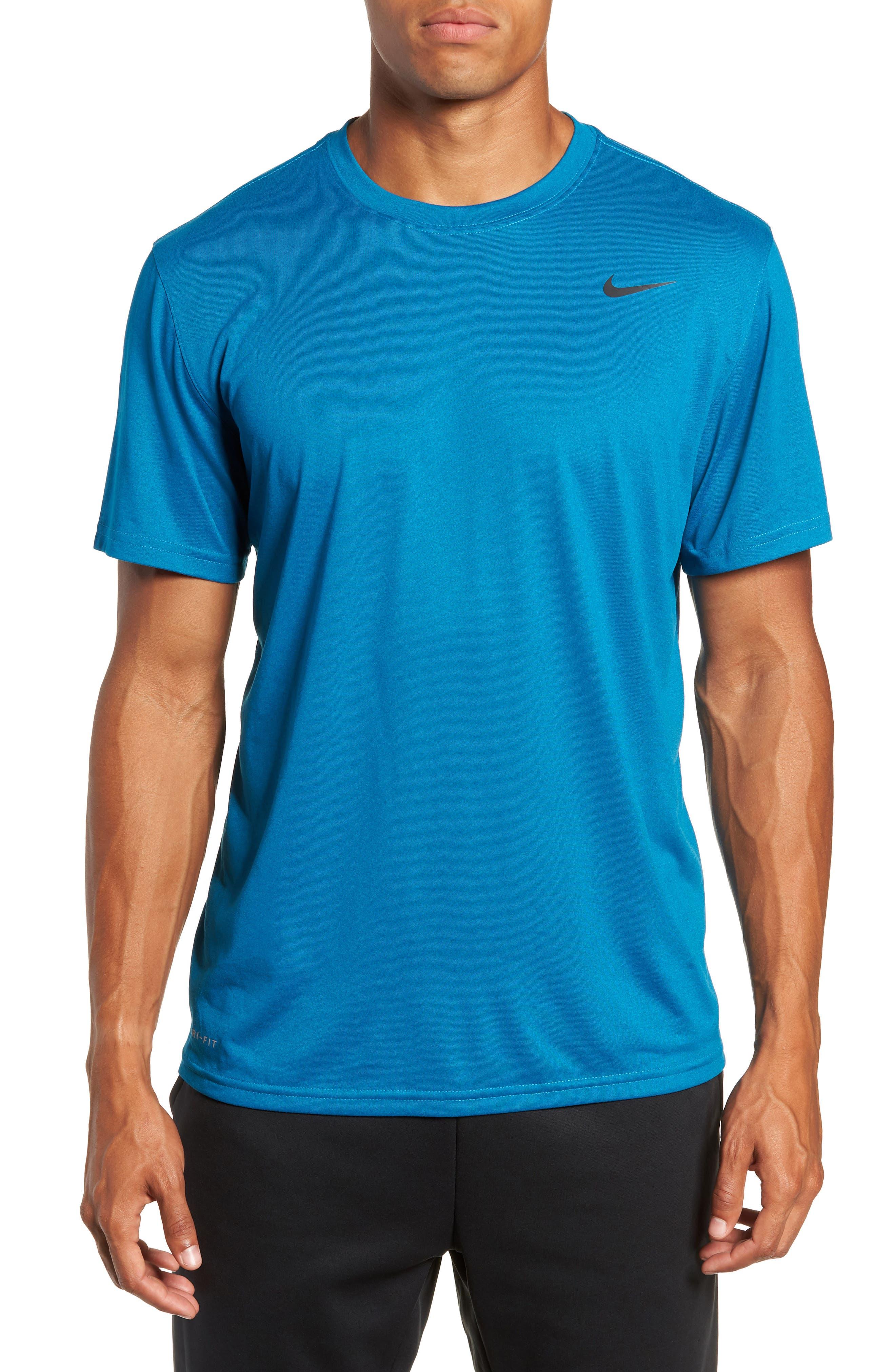 'Legend 2.0' Dri-FIT Training T-Shirt,                             Main thumbnail 1, color,                             GREEN ABYSS