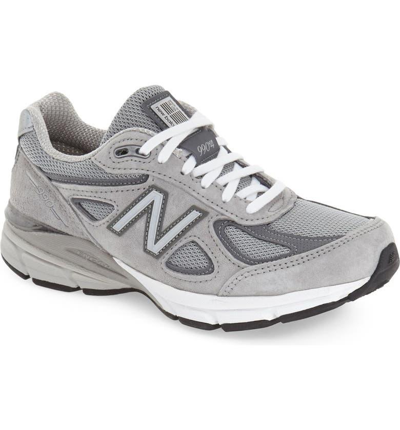 New Balance Leathers '990 Premium' Running Shoe