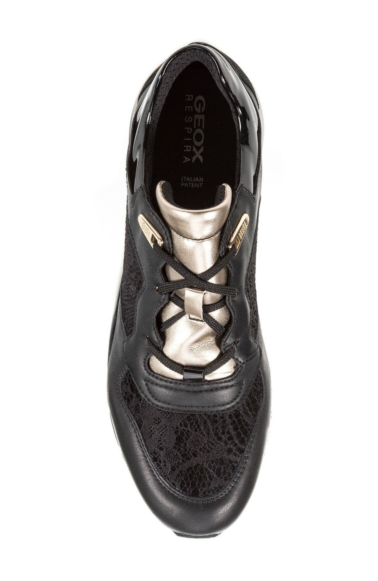 Shahira Sneaker,                             Alternate thumbnail 5, color,                             001