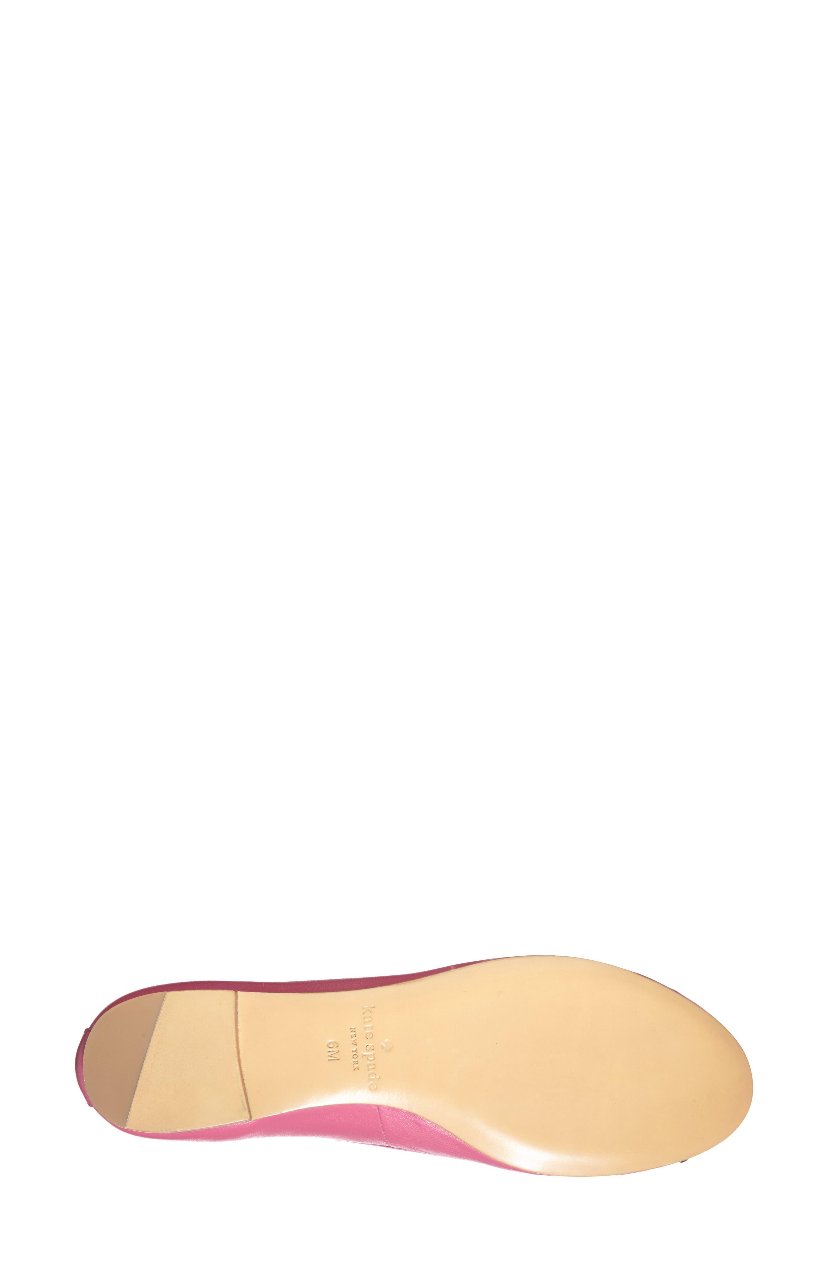 'willa' skimmer flat,                             Alternate thumbnail 117, color,