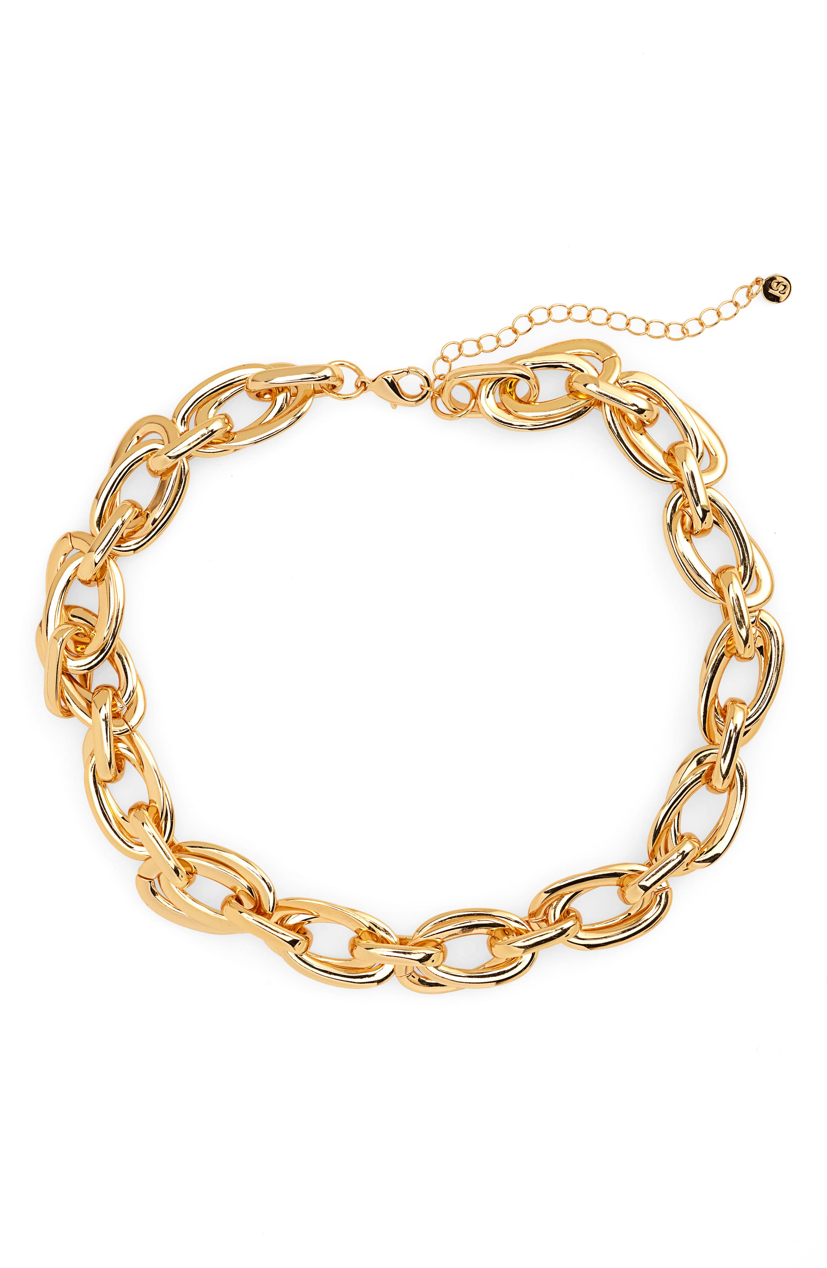 JULES SMITH Chain Necklace, Main, color, 710