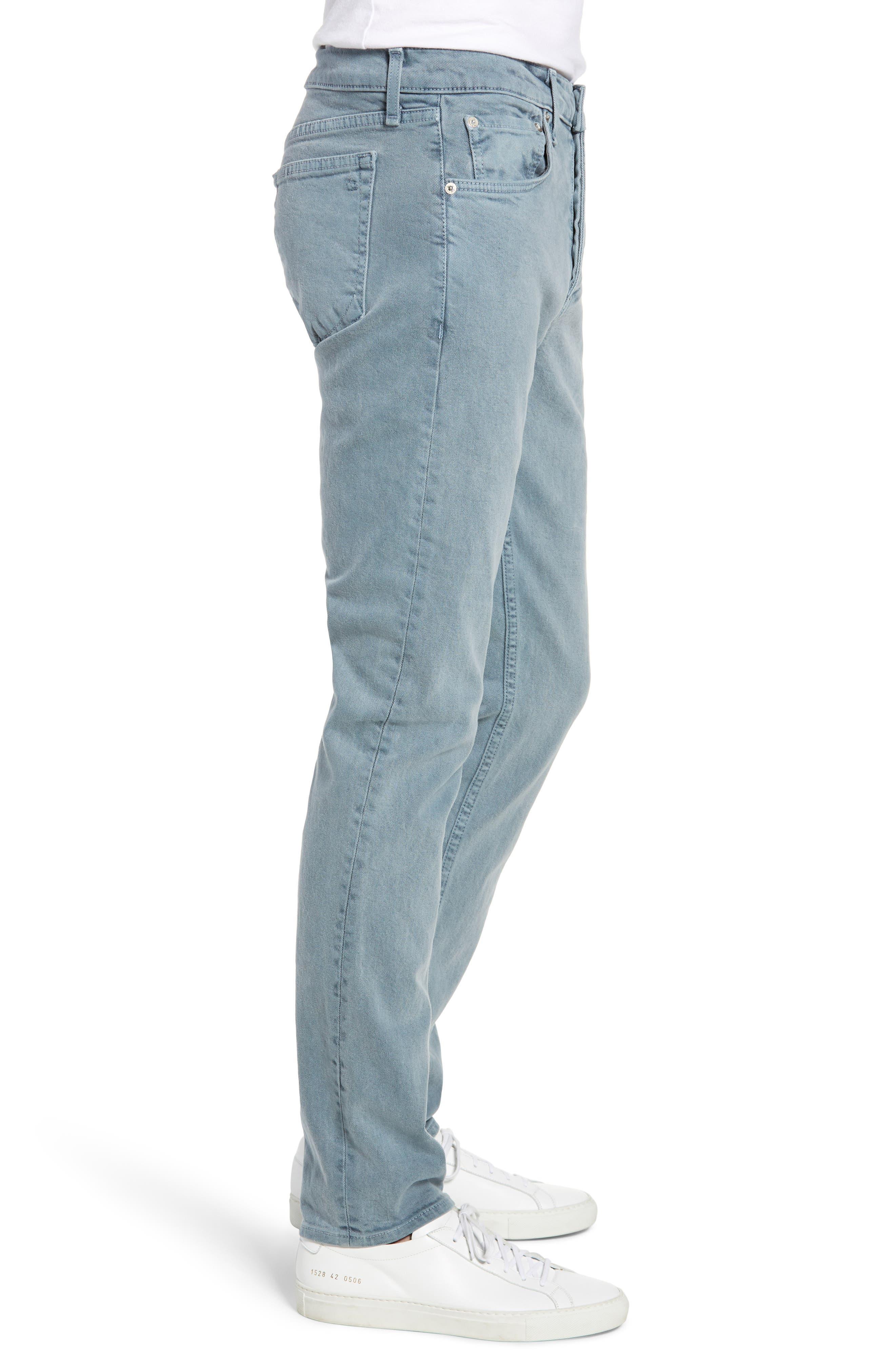 RAG & BONE,                             Fit 2 Slim Fit Jeans,                             Alternate thumbnail 3, color,                             SAUSALITO