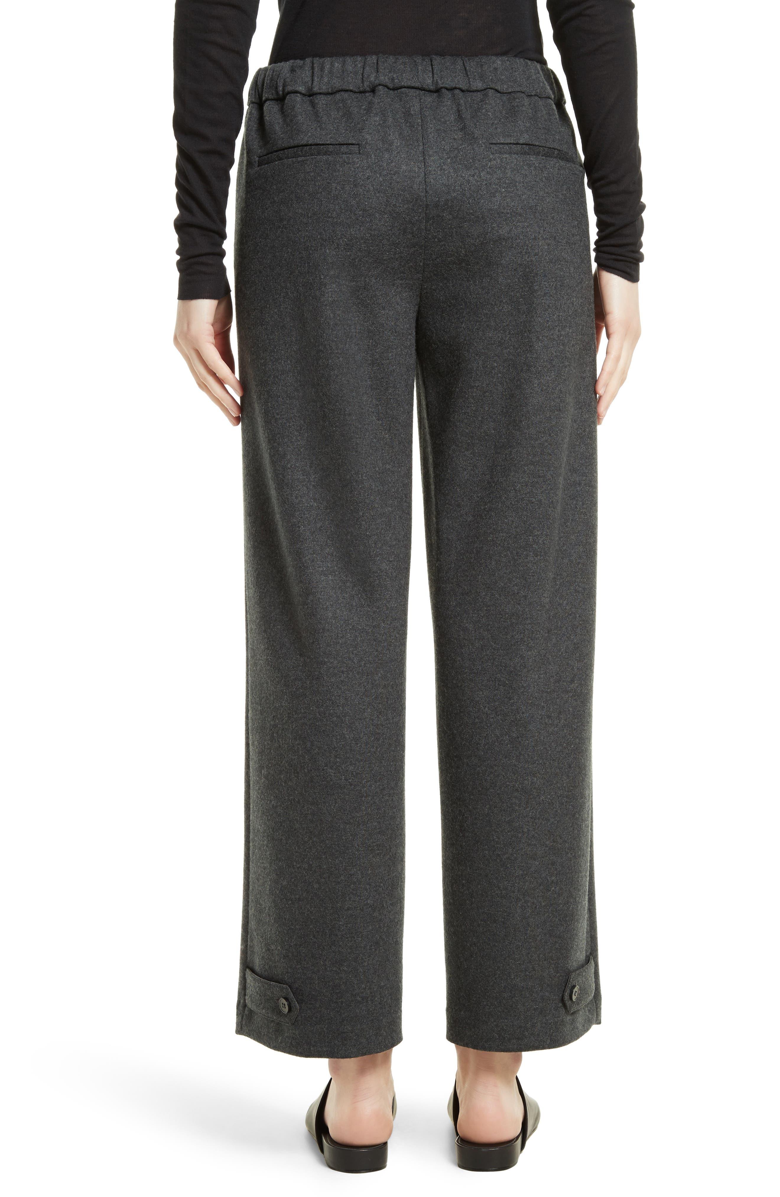 Genie Flannel Knit Pants,                             Alternate thumbnail 2, color,                             029