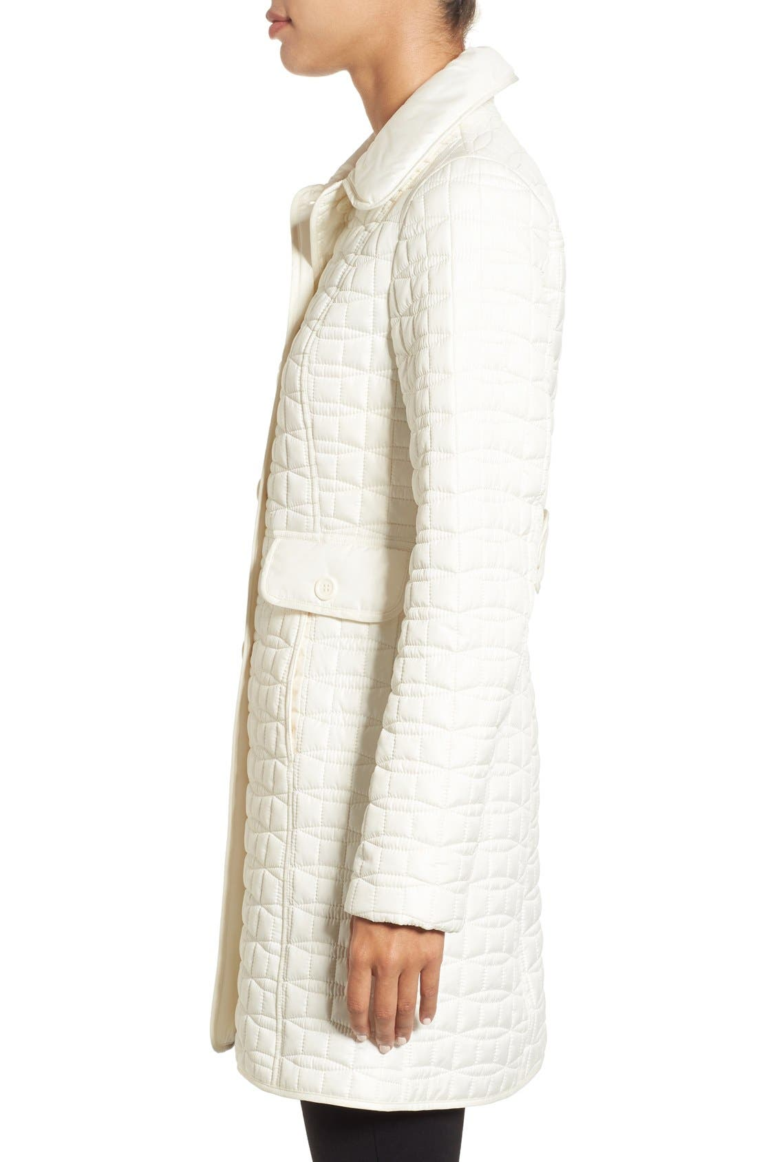 water resistant quilted coat,                             Alternate thumbnail 11, color,