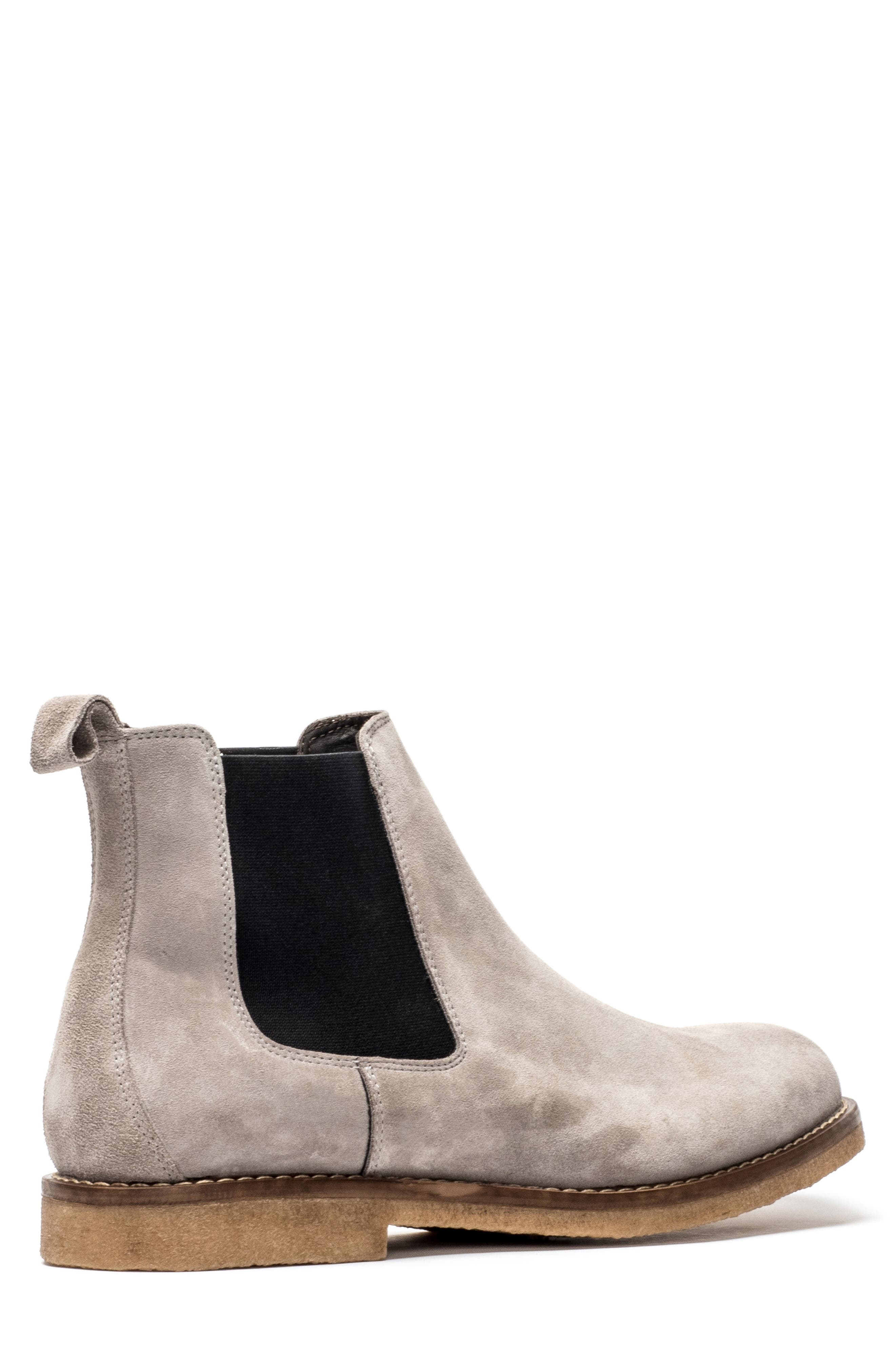 Gertrude Valley Water Repellent Chelsea Boot,                             Alternate thumbnail 2, color,                             STONE