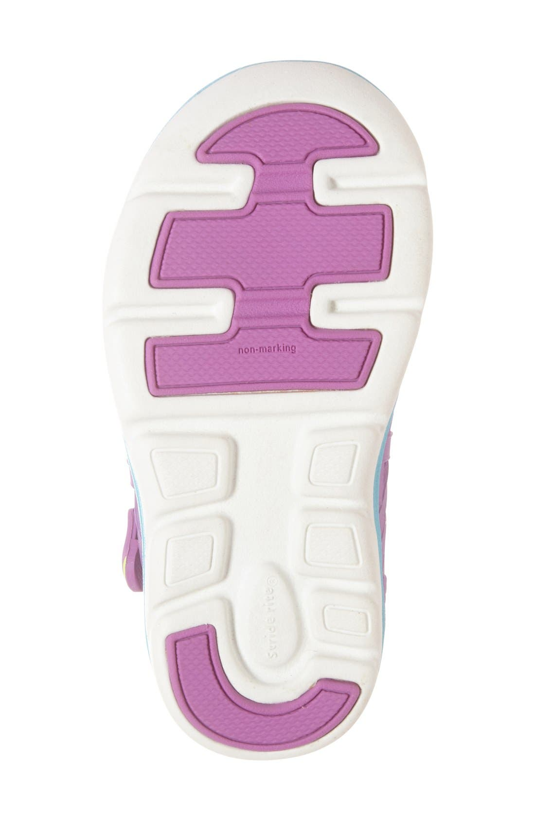 STRIDE RITE,                             'Made2Play<sup>®</sup> - Phibian' Sneaker,                             Alternate thumbnail 4, color,                             500