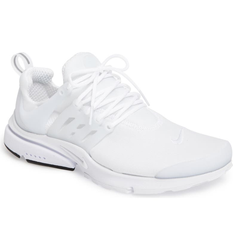 Nike Men S Air Presto Essential Running Sneakers From Finish Line In White 17f0f8540